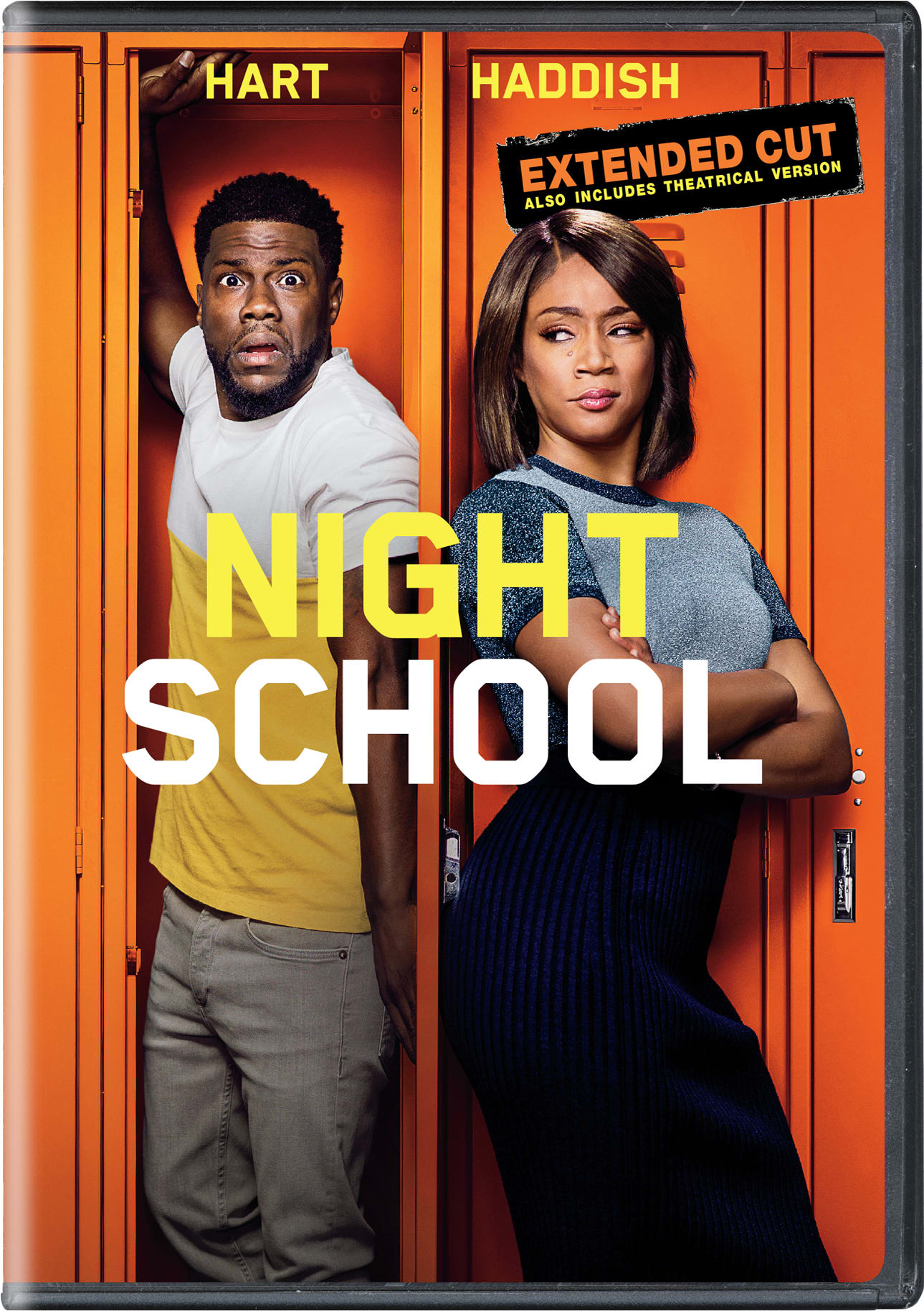 Night School [DVD]