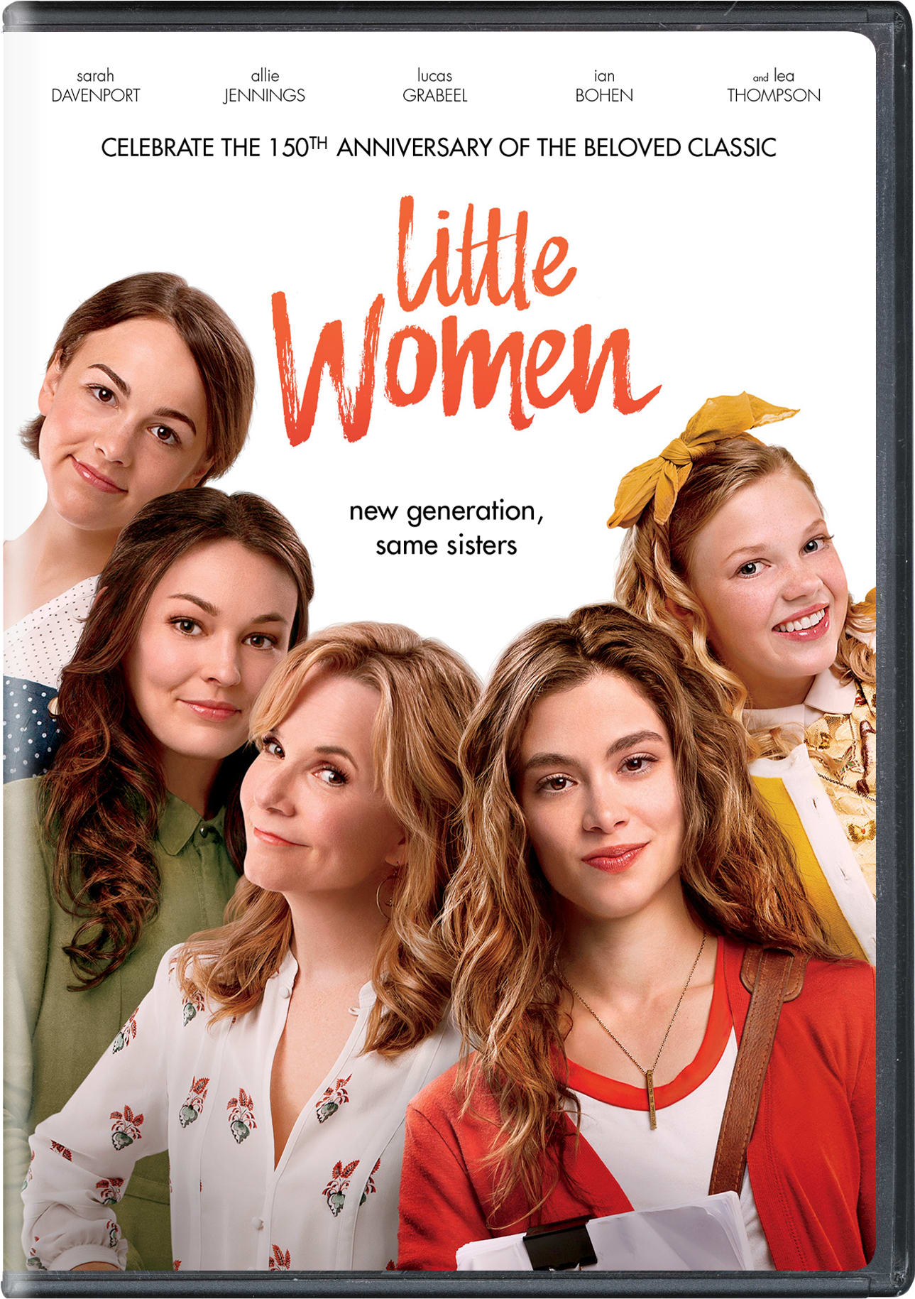 Little Women (2018) [DVD]