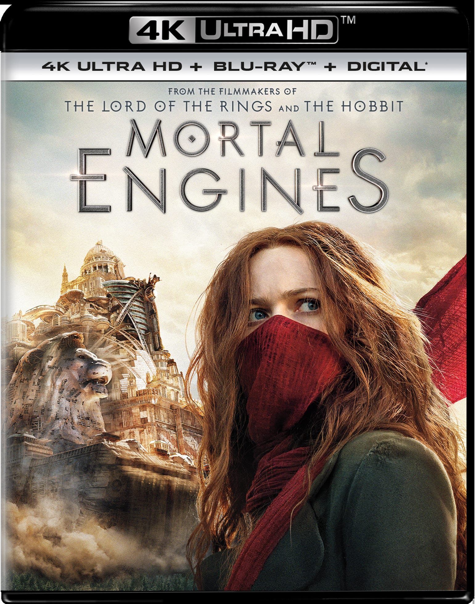 Mortal Engines (4K Ultra HD) [UHD]