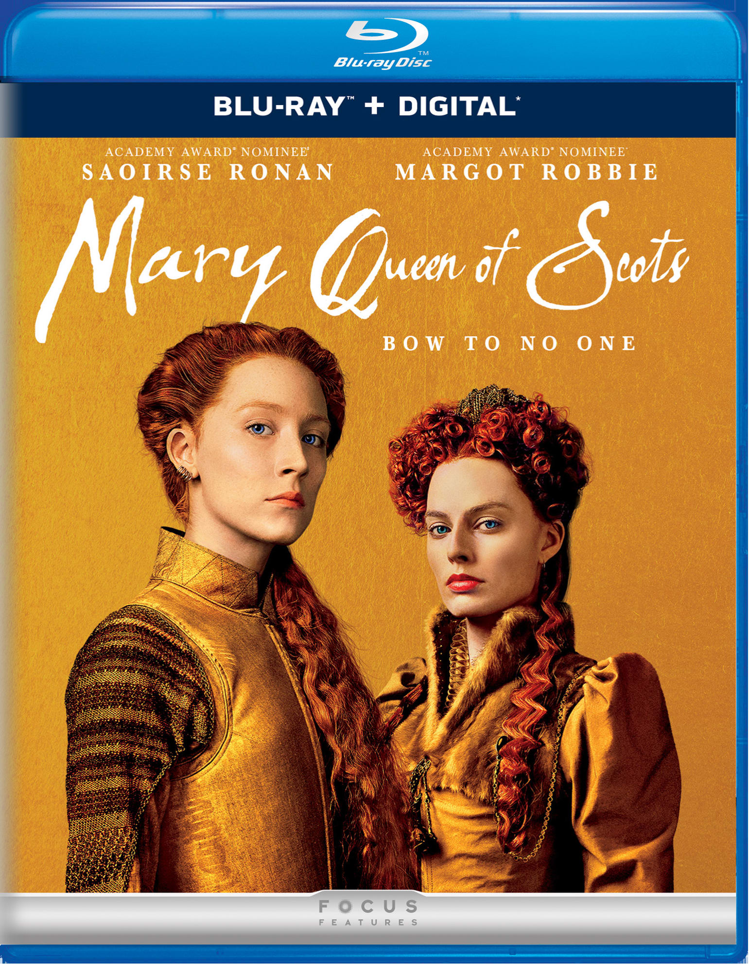 Mary Queen of Scots [Blu-ray]