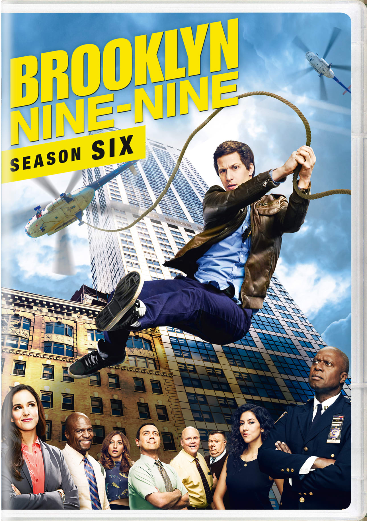 Brooklyn Nine-Nine: Season Six [DVD]
