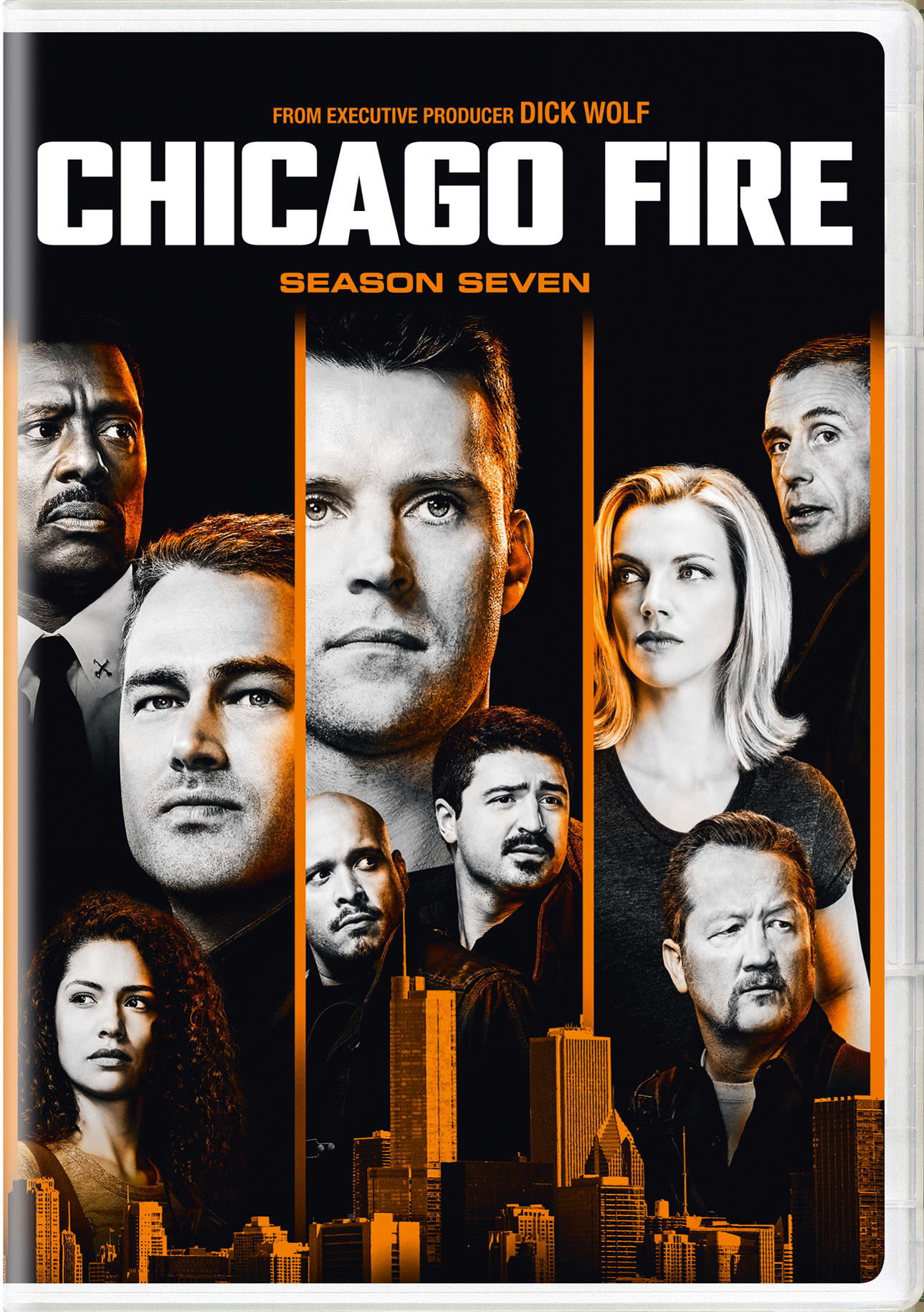 Chicago Fire: Season Seven [DVD]