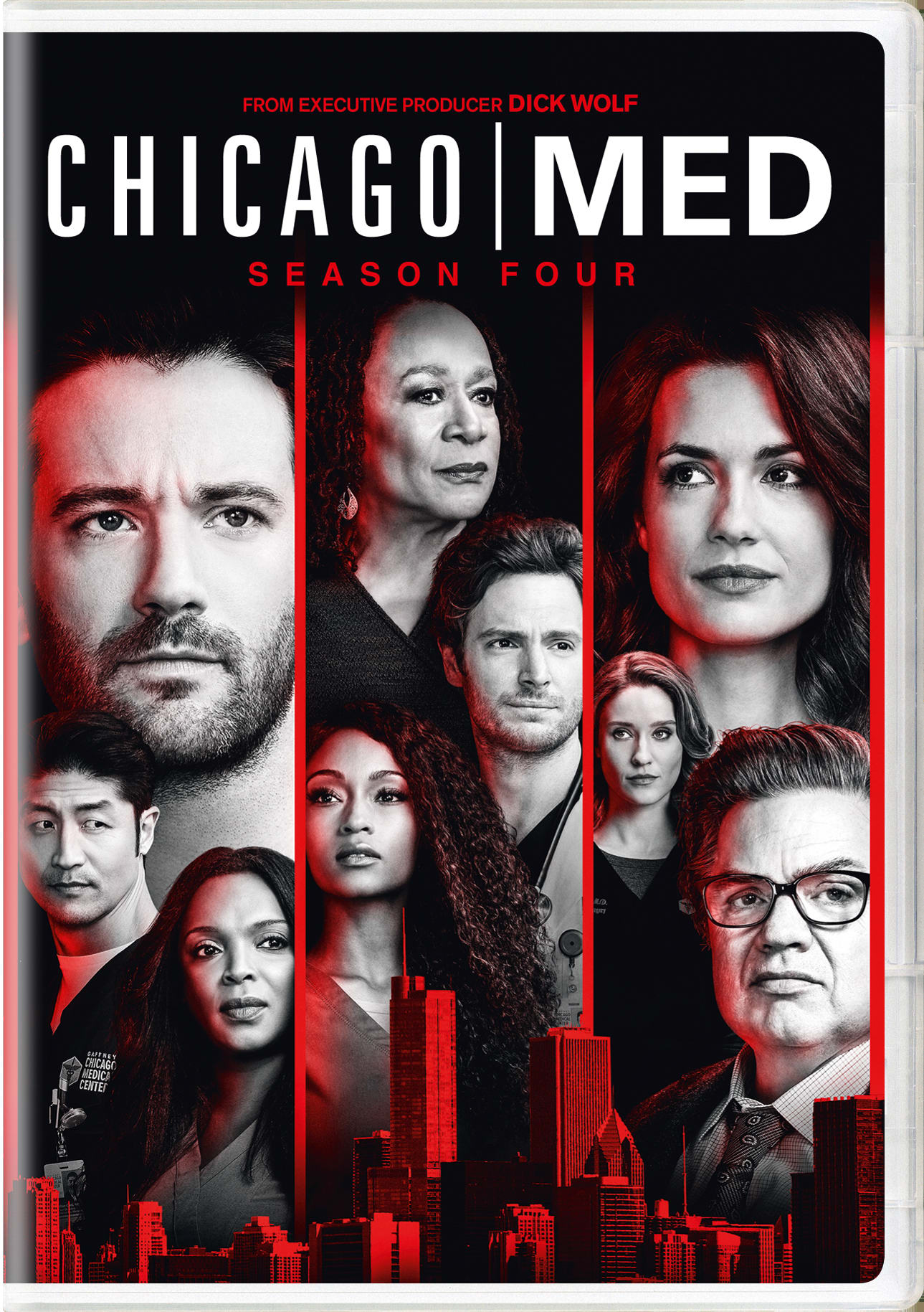 Chicago Med: Season Four [DVD]
