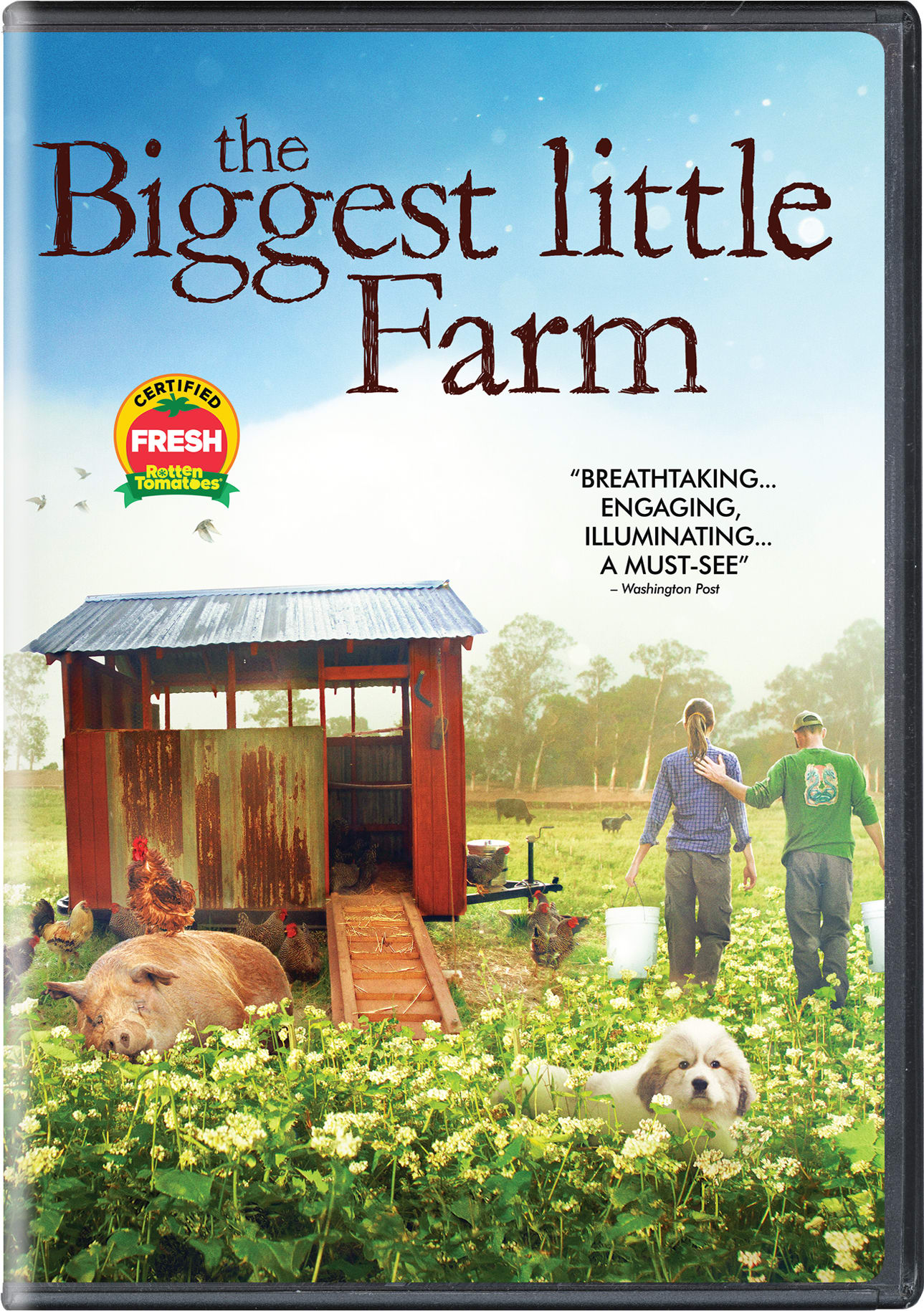 The Biggest Little Farm [DVD]