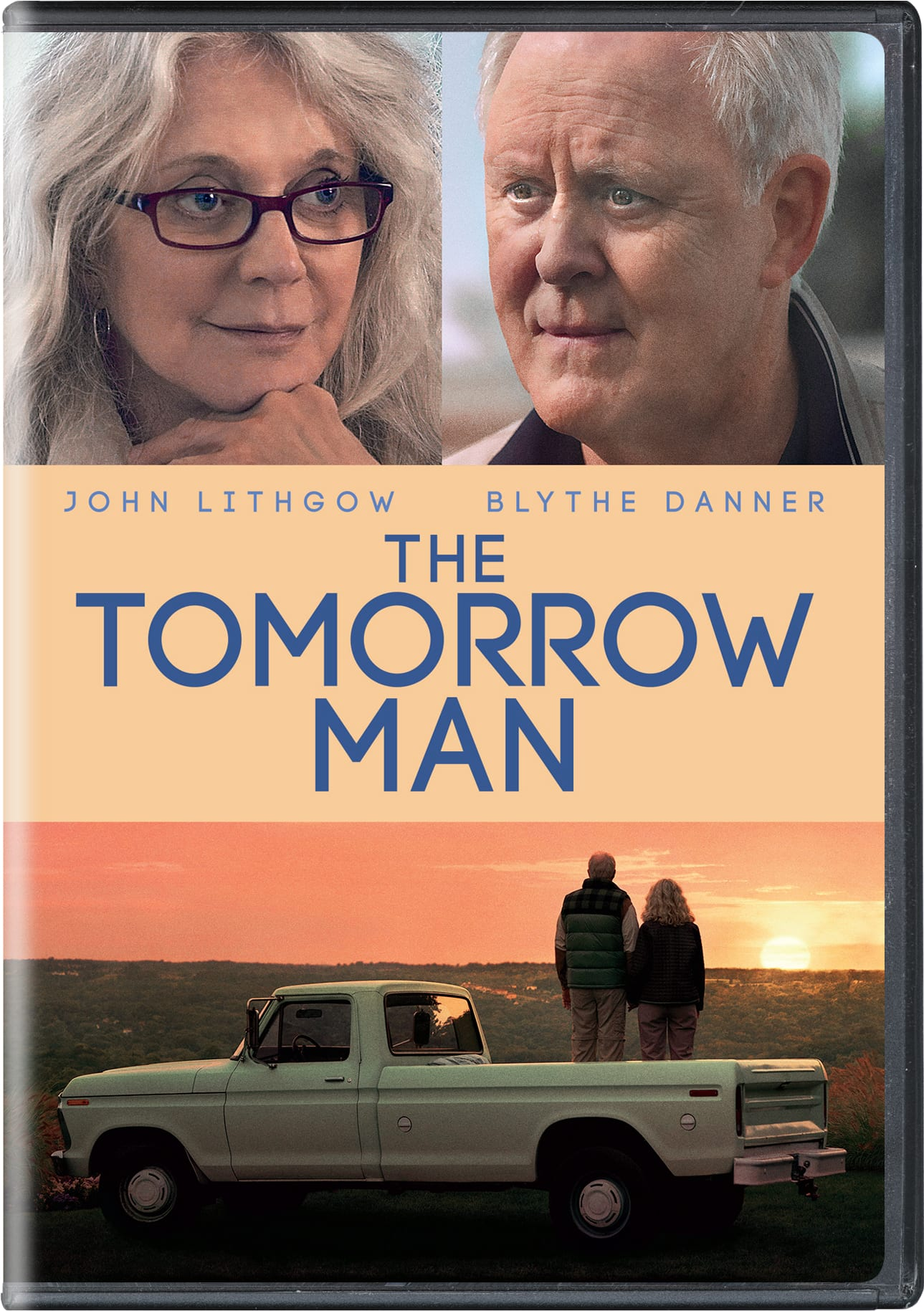 The Tomorrow Man [DVD]