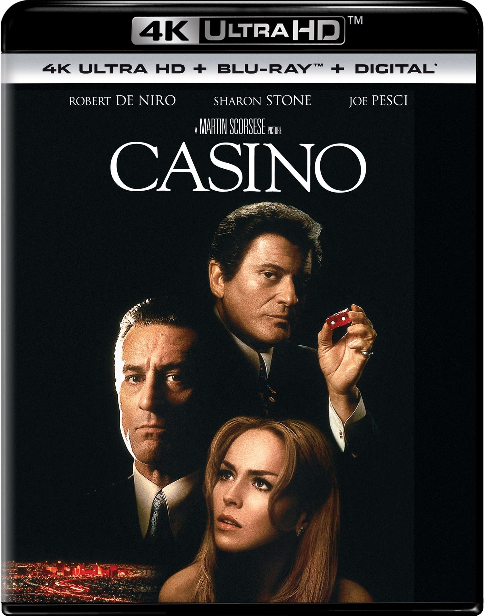 Casino (4K Ultra HD) [UHD]