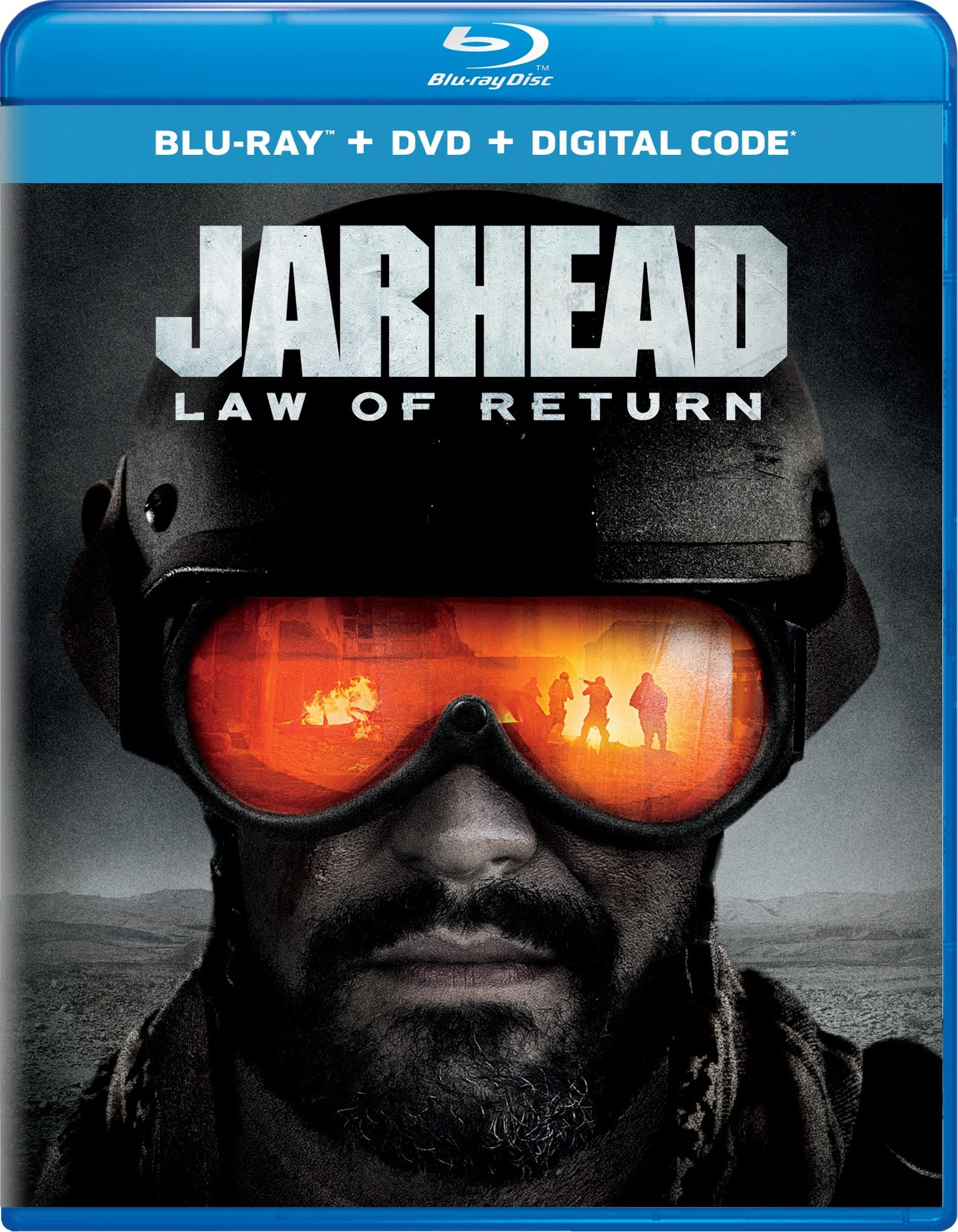 Jarhead: Law of Return (DVD + Digital) [Blu-ray]