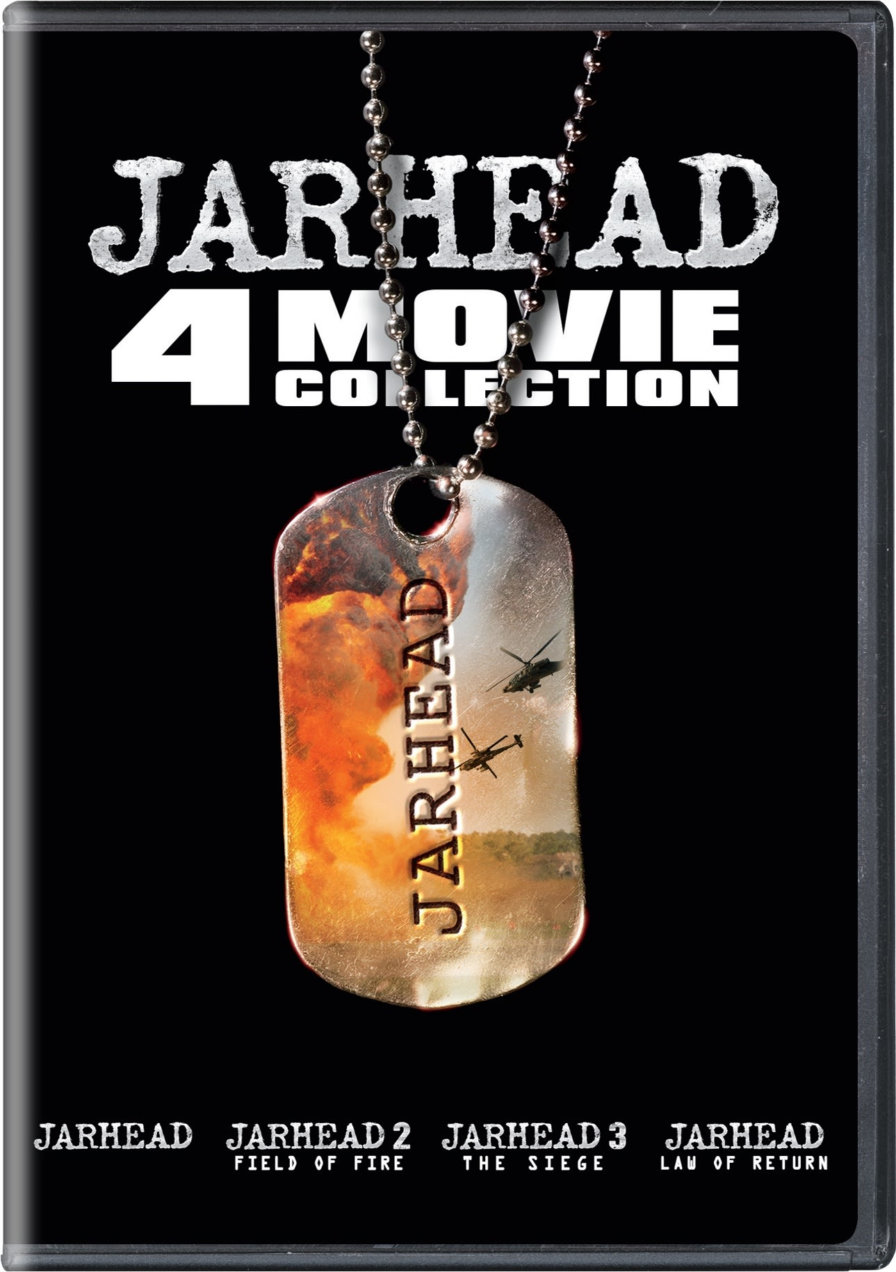 Jarhead: 4-Movie Collection [DVD]