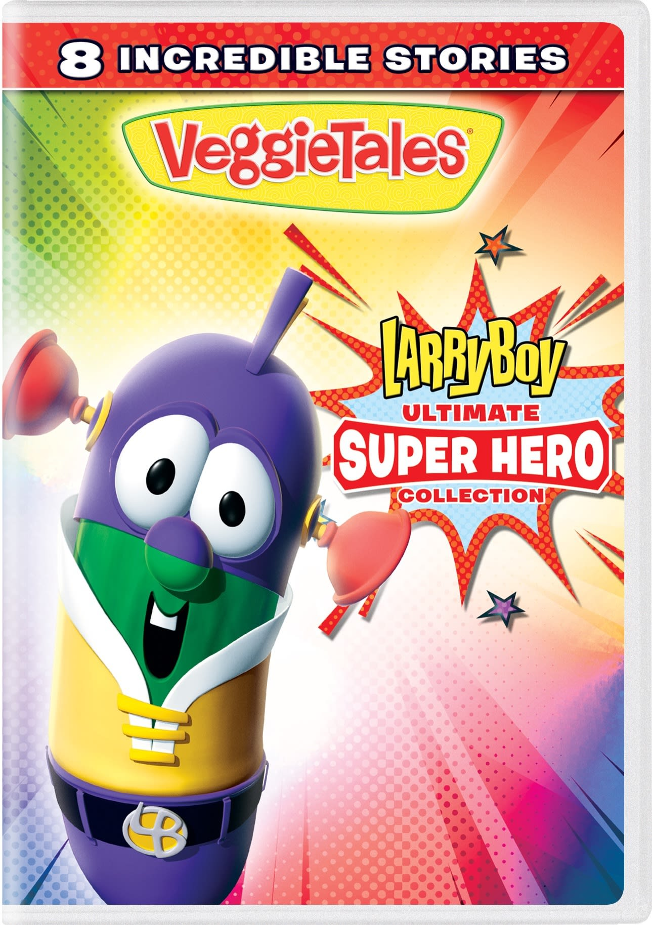 VeggieTales: LarryBoy Ultimate Super Hero Collection [DVD]