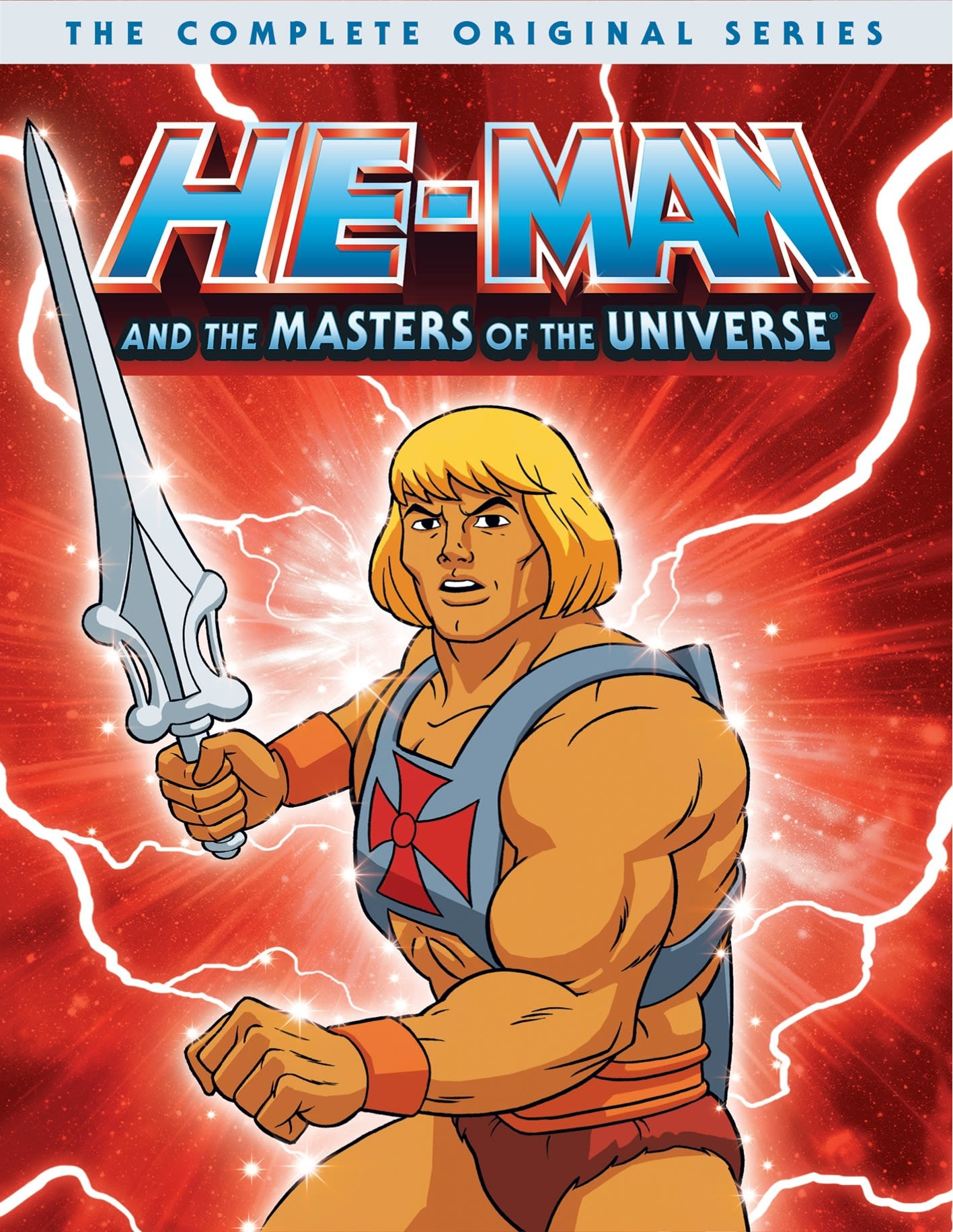 He-Man and the Masters of the Universe: Complete Original Ser (Box Set) [DVD]