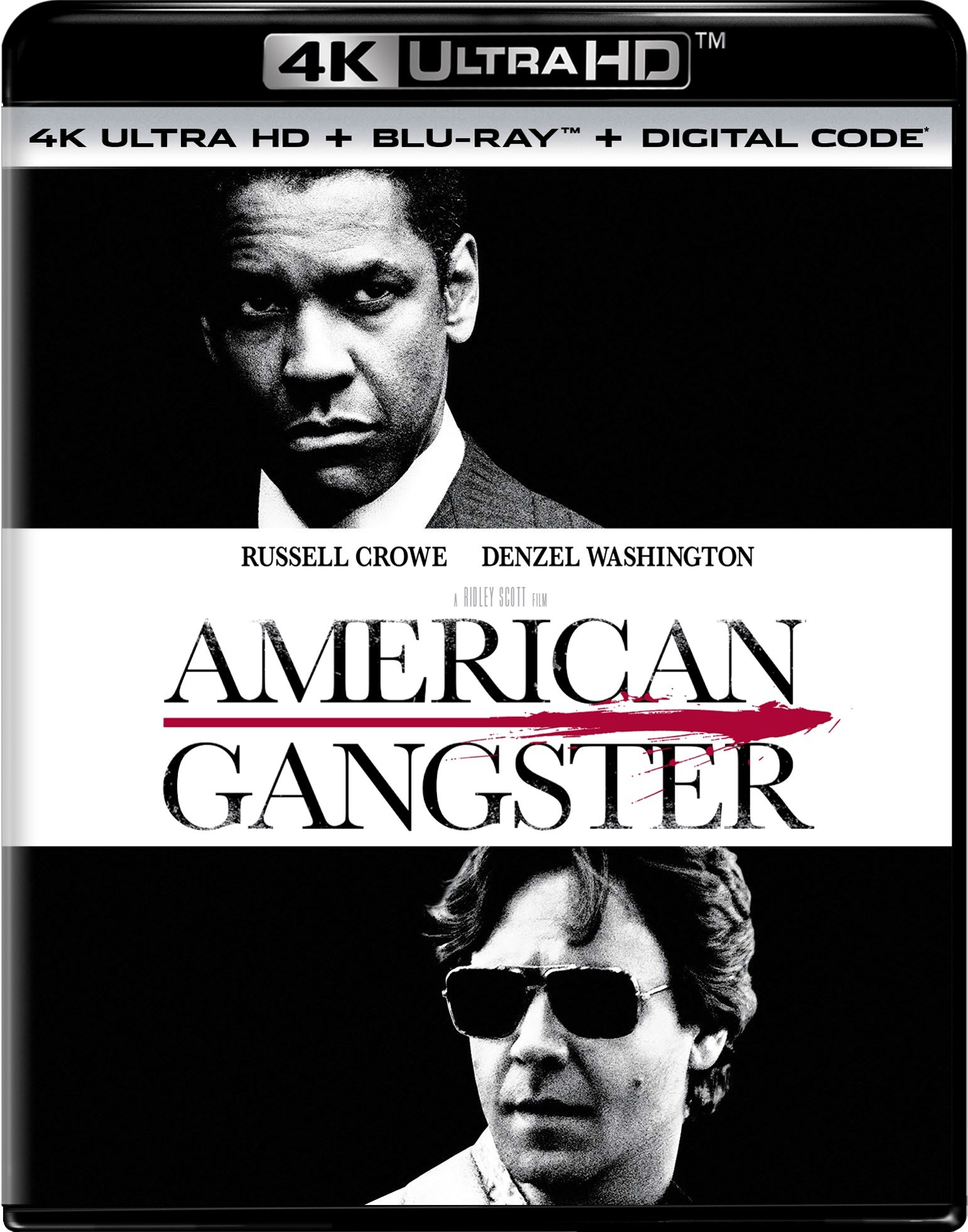 American Gangster (4K Ultra HD) [UHD]
