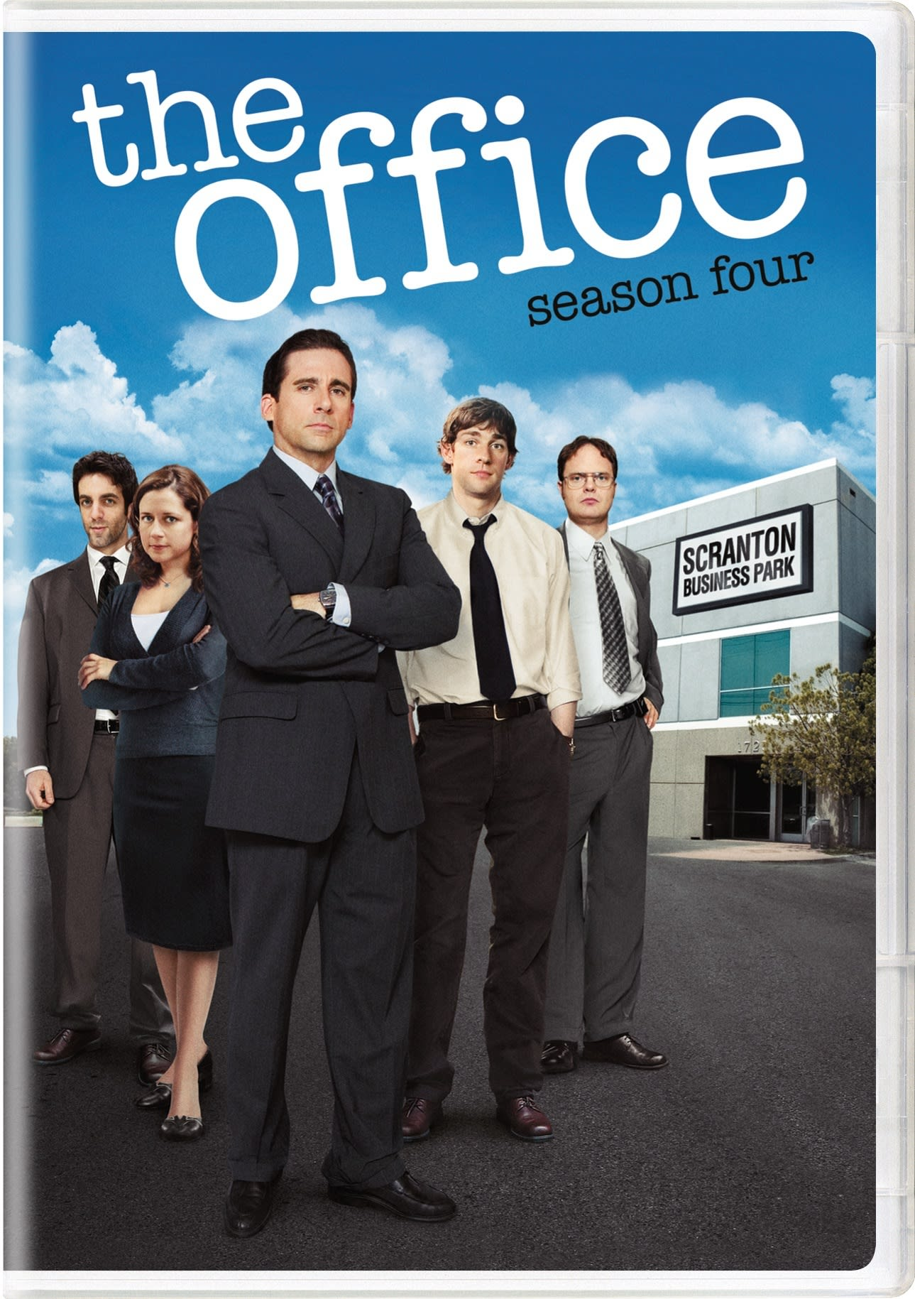 The Office - An American Workplace: Season 4 (2019) [DVD]
