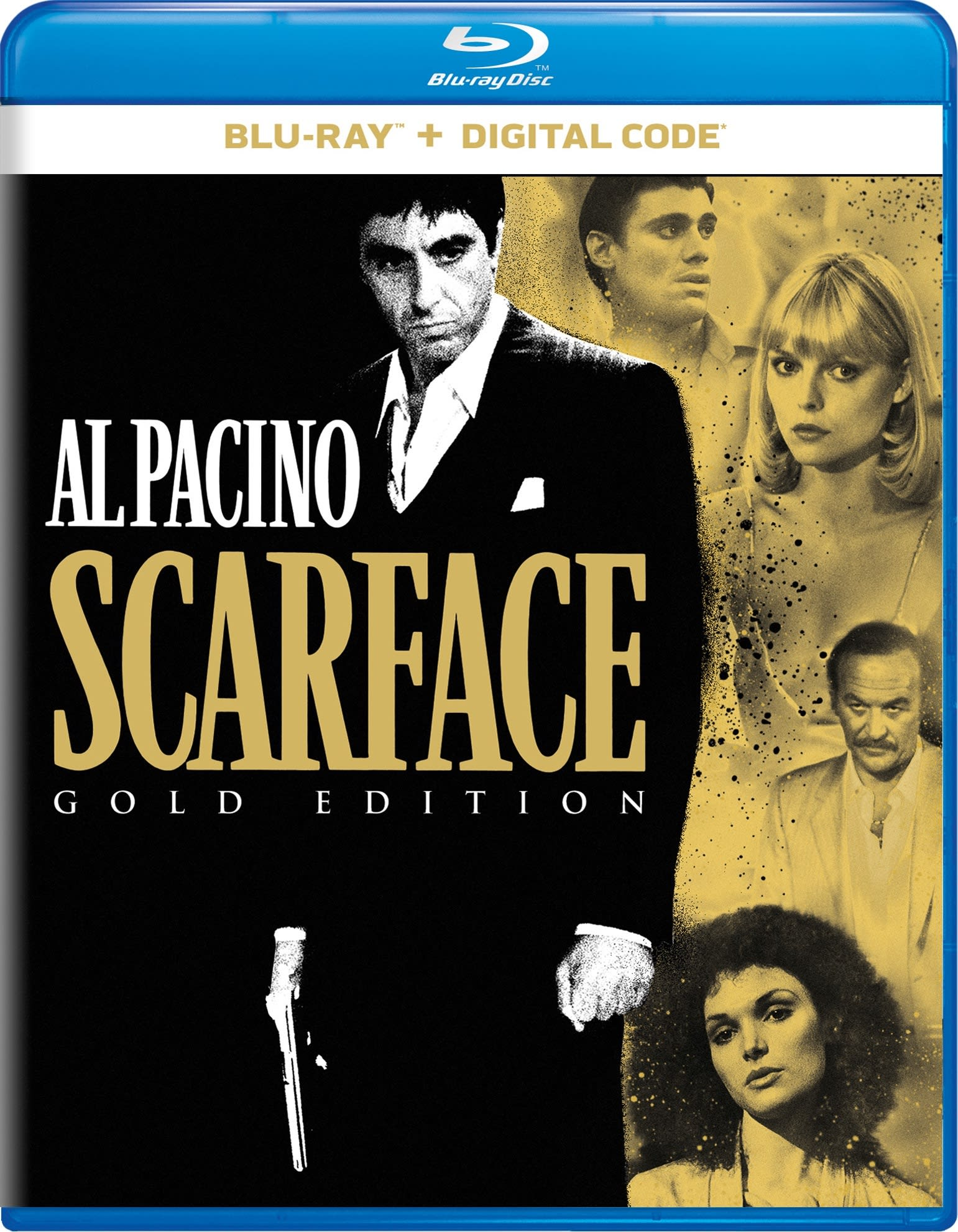 Scarface (1983) (Digital) [Blu-ray]