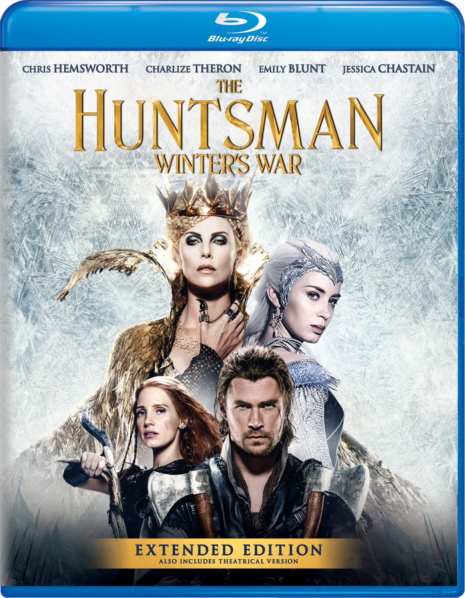 The Huntsman - Winter's War [Blu-ray]