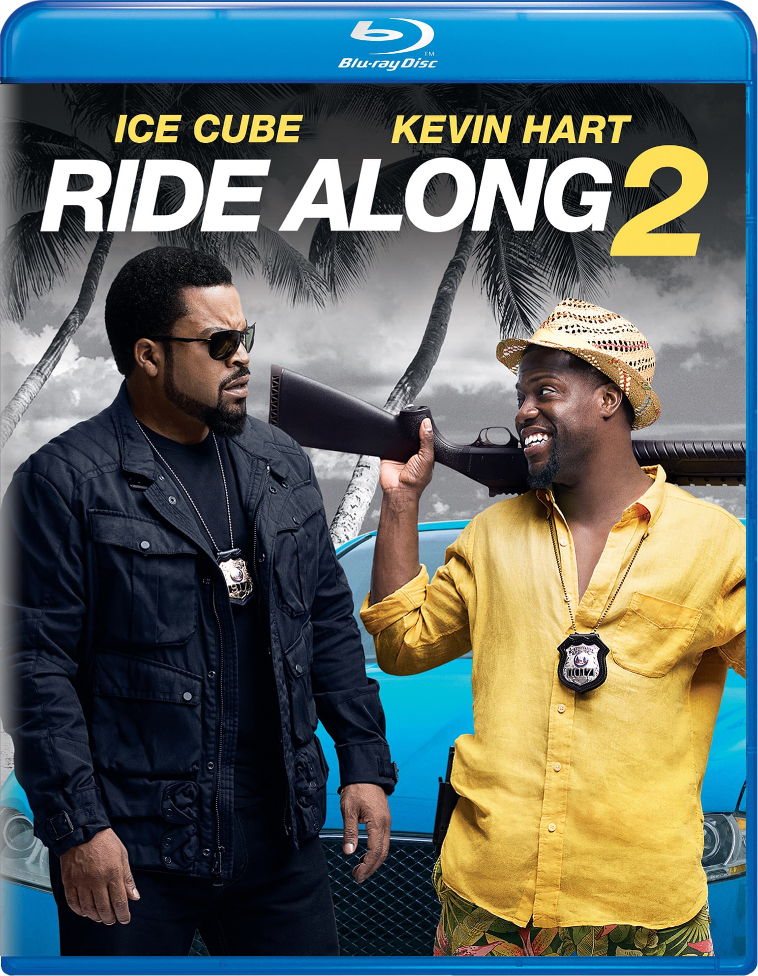 Ride Along 2 [Blu-ray]