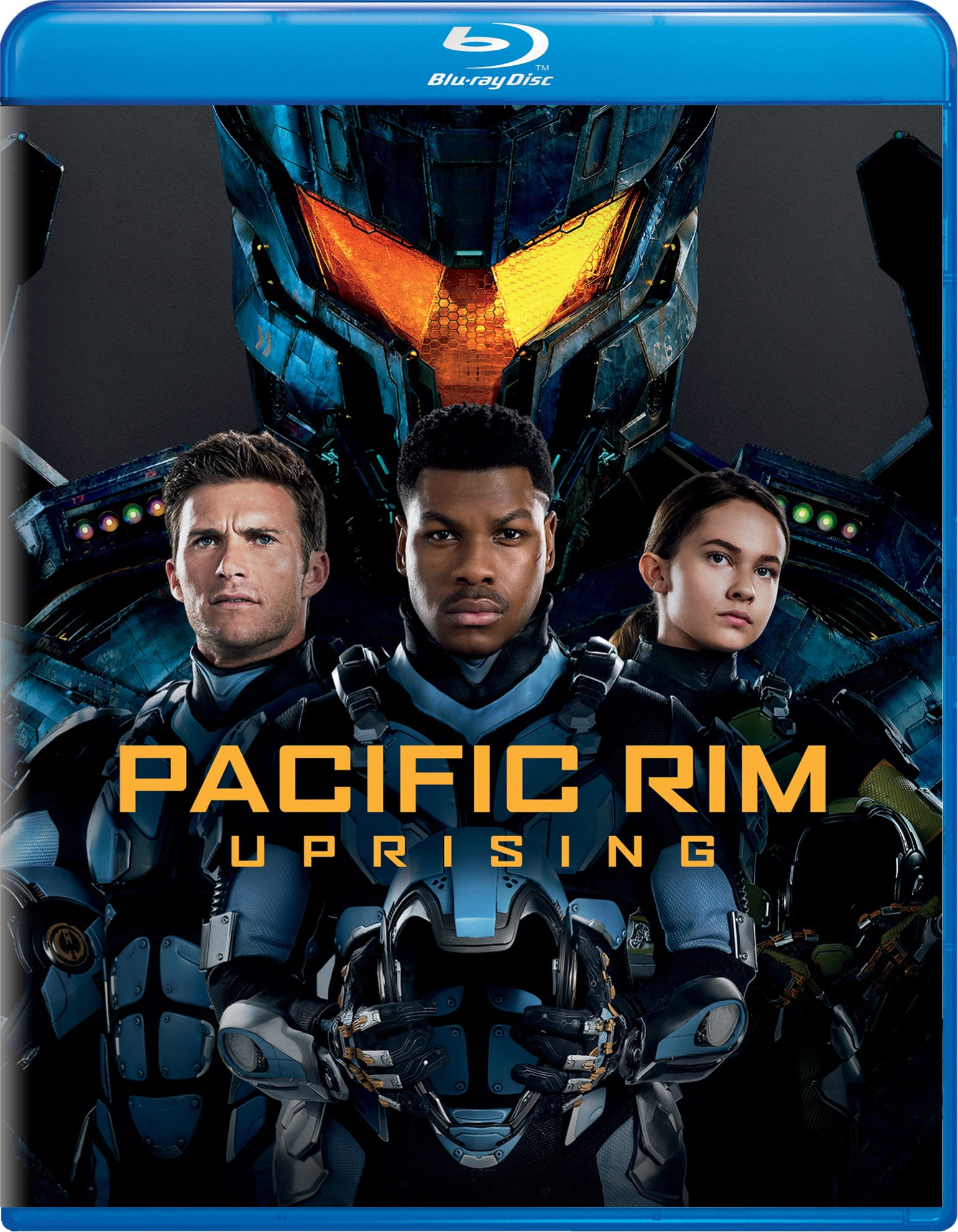 Pacific Rim - Uprising [Blu-ray]