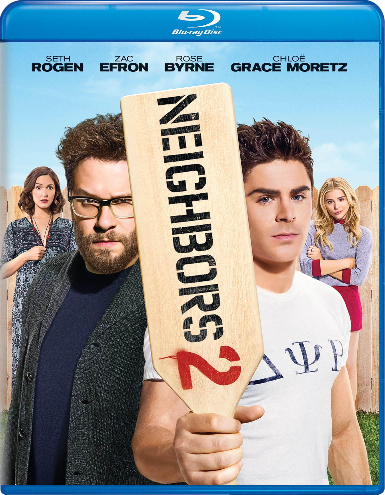 Neighbors 2 [Blu-ray]
