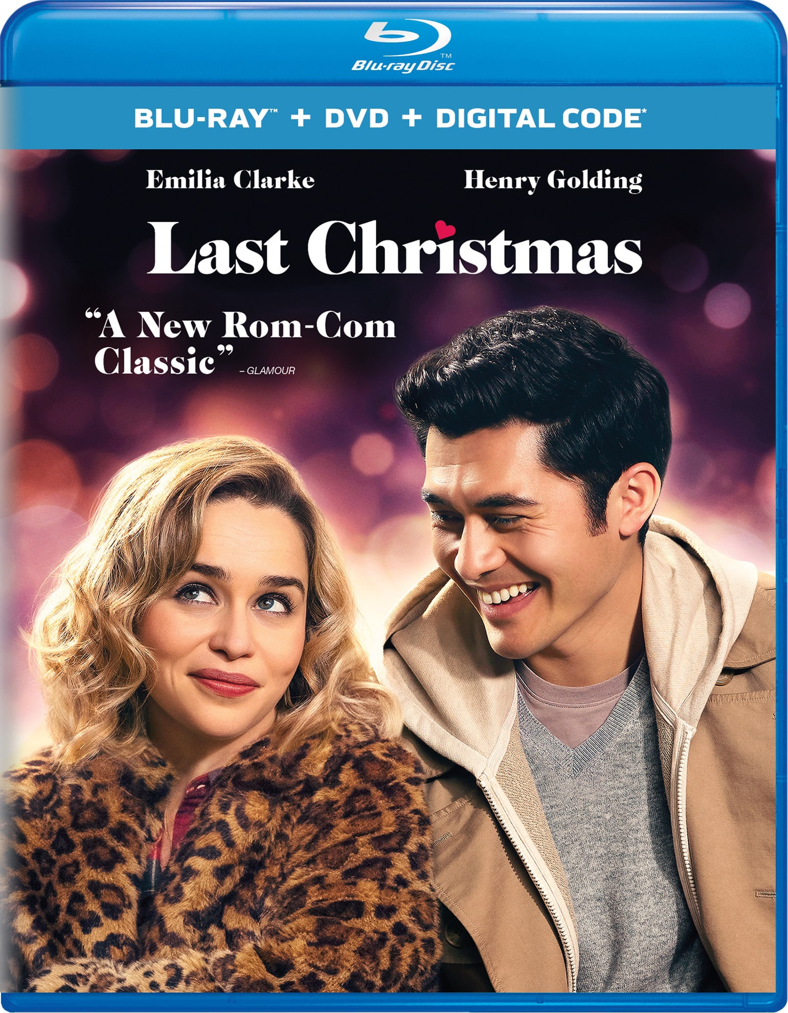 Last Christmas (DVD + Digital) [Blu-ray]