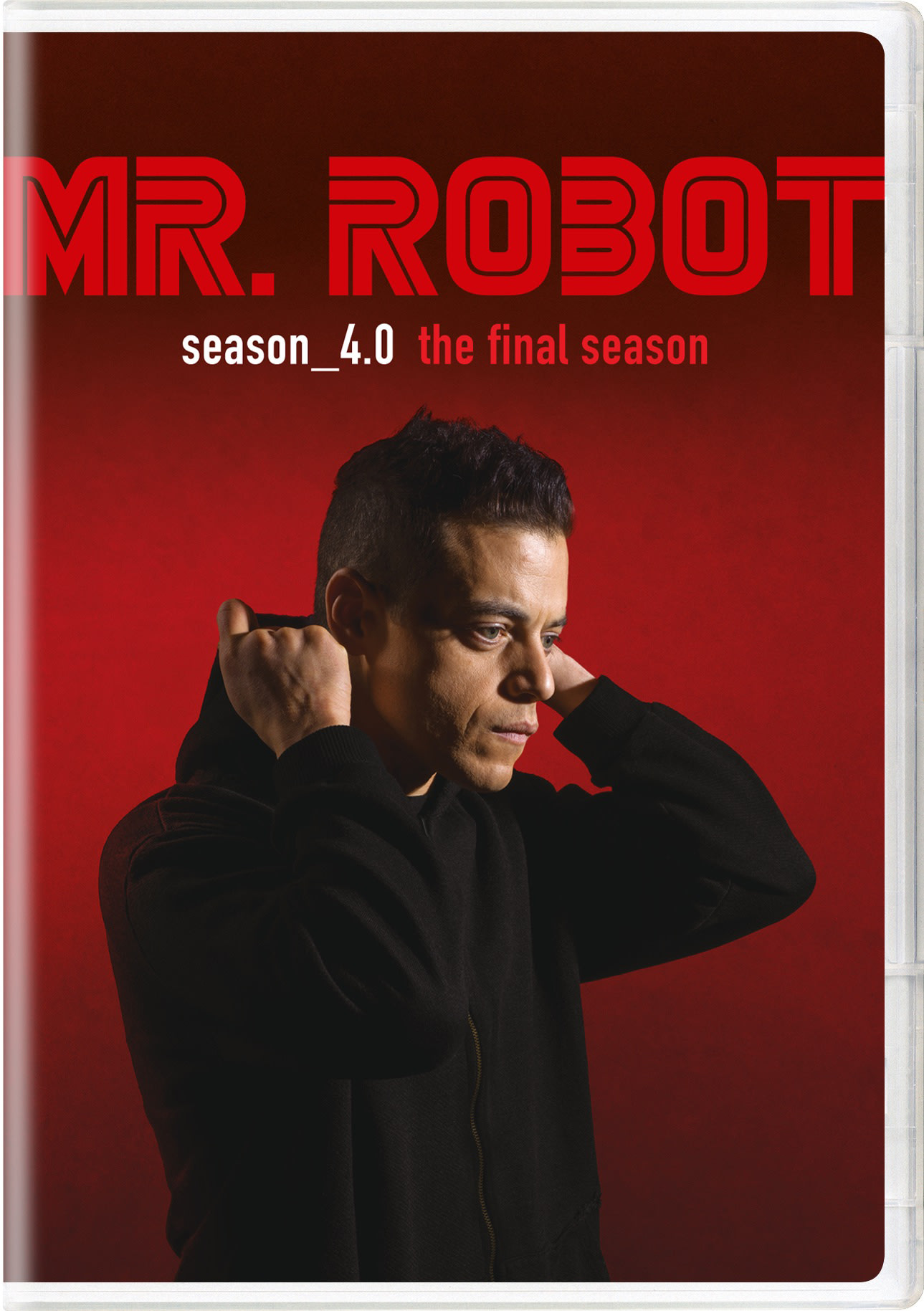 Mr. Robot: Season_4.0 [DVD]