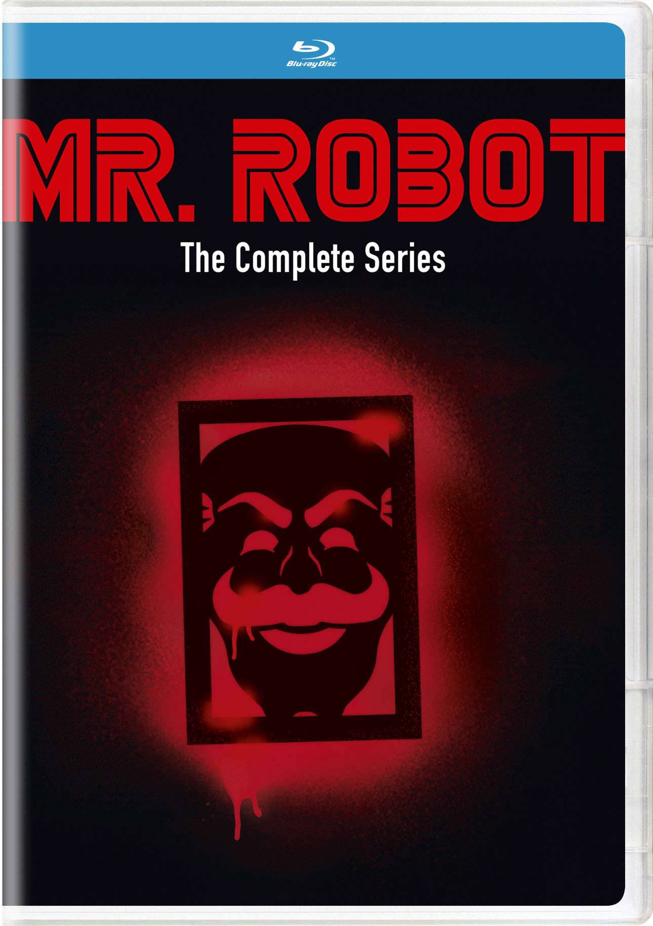 Mr. Robot: Season_1.0-4.0 [Blu-ray]