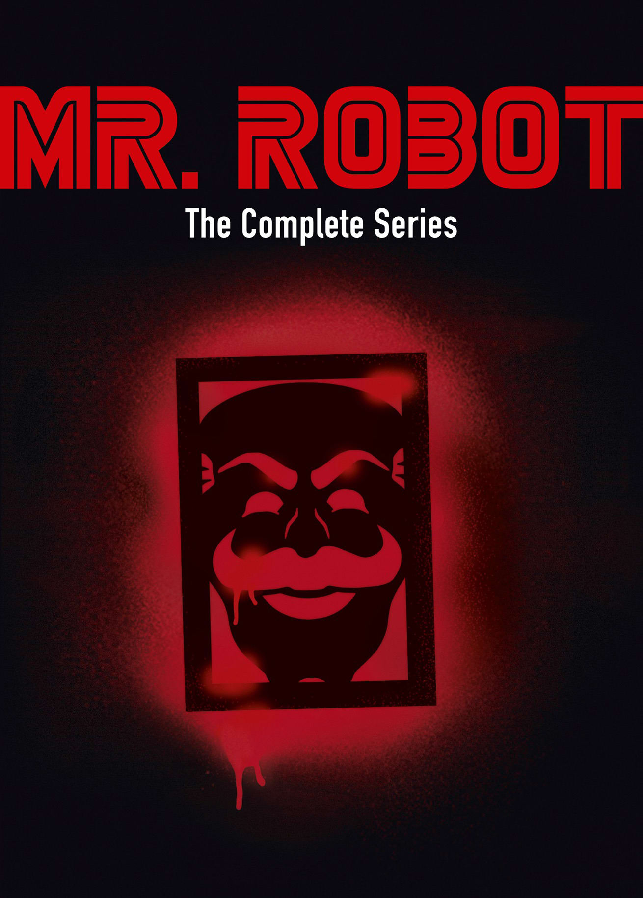 Mr. Robot: Season_1.0-4.0 [DVD]