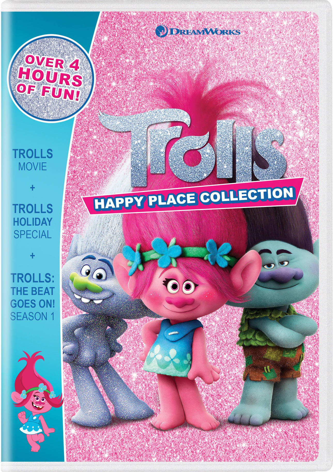 Trolls - Happy Place Collection (2020) [DVD]