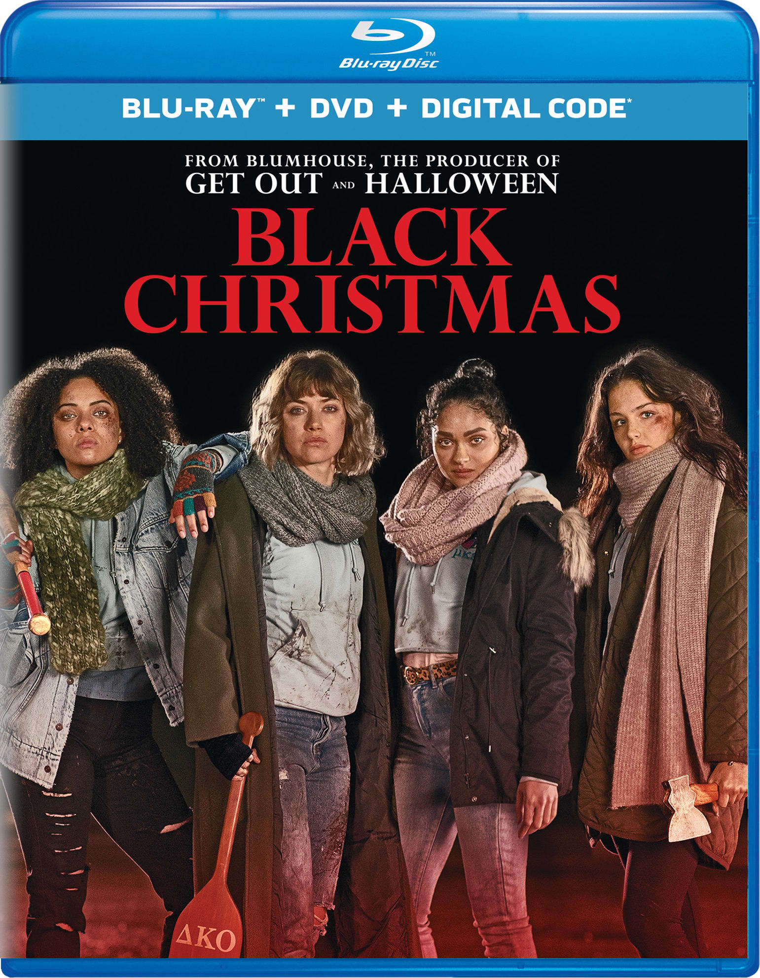 Black Christmas (DVD + Digital) [Blu-ray]