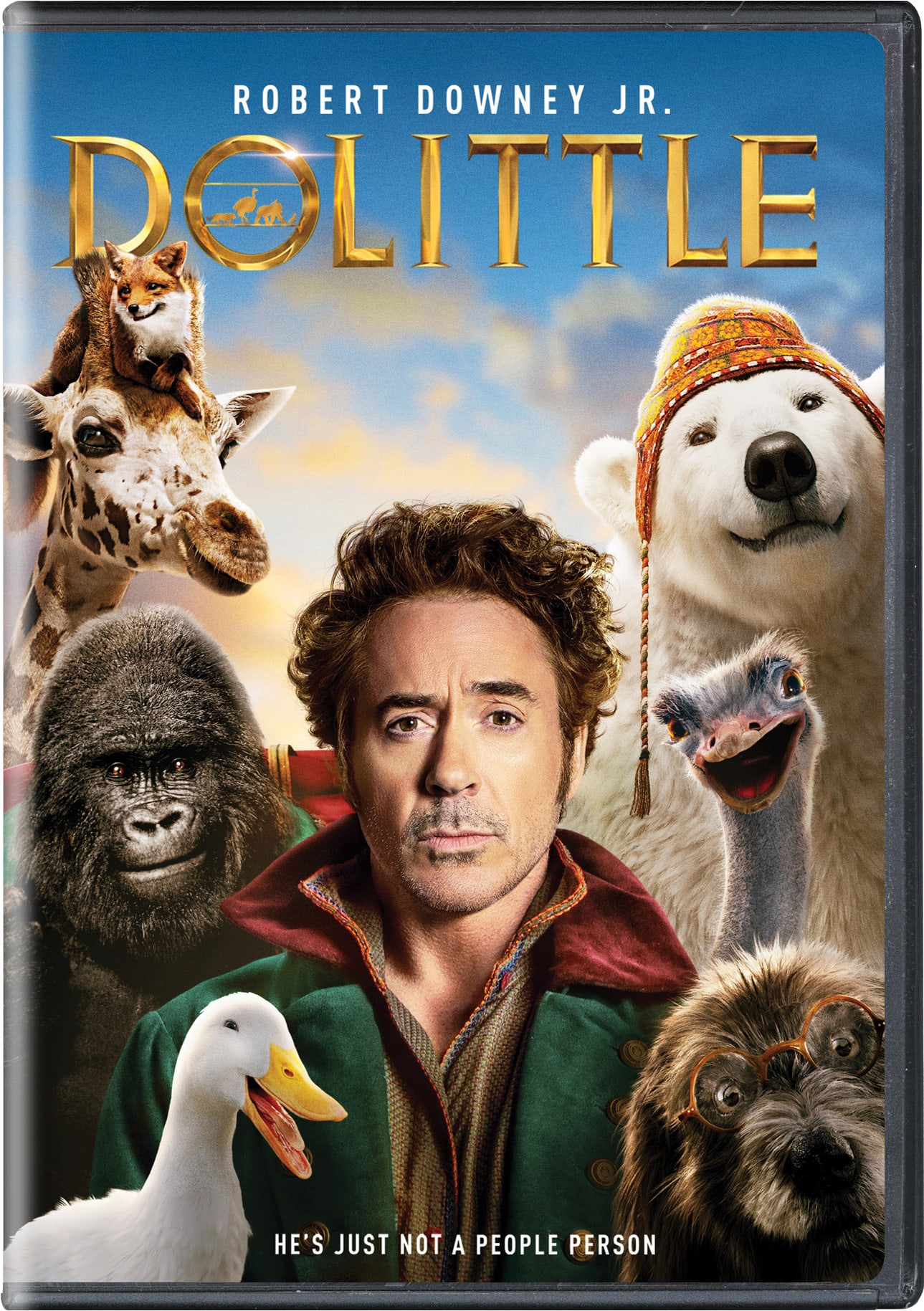 Dolittle [DVD]