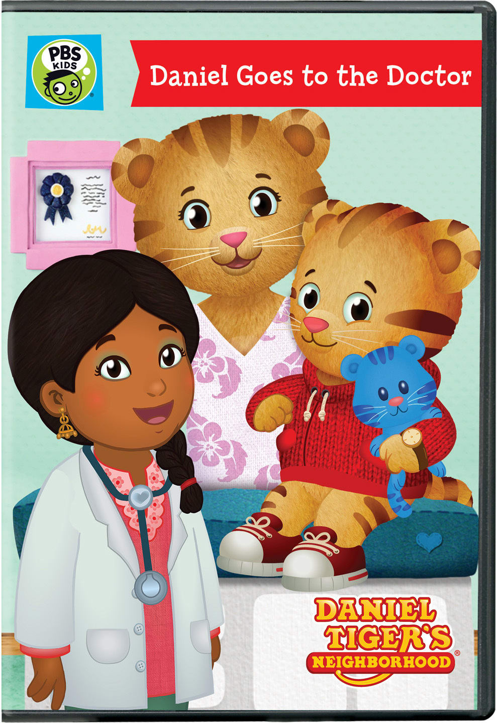 Daniel Tiger's Neighborhood: Daniel Goes to the Doctor [DVD]