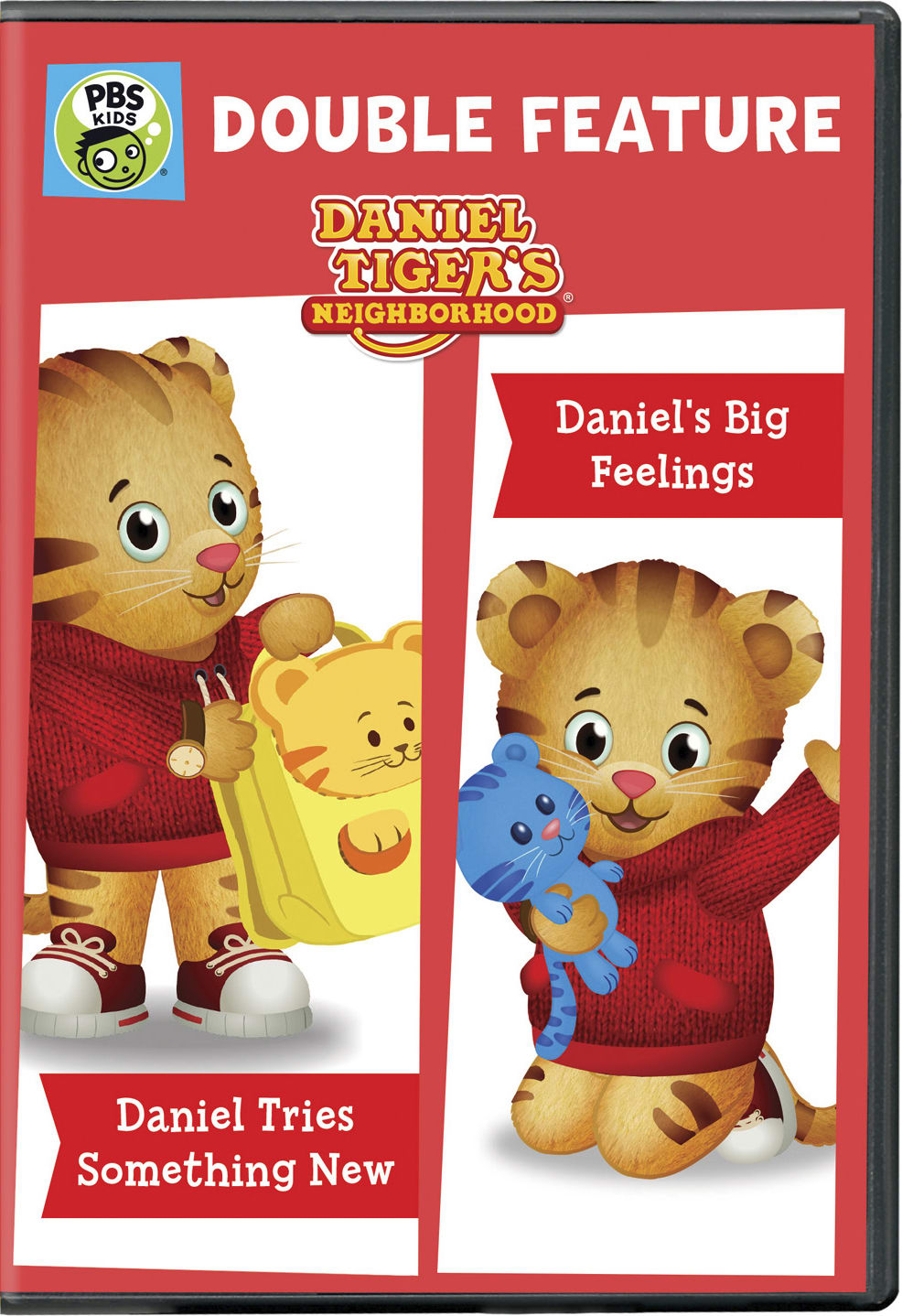 Daniel Tiger's Neighborhood Double Feature: Daniel Tries Some [DVD]