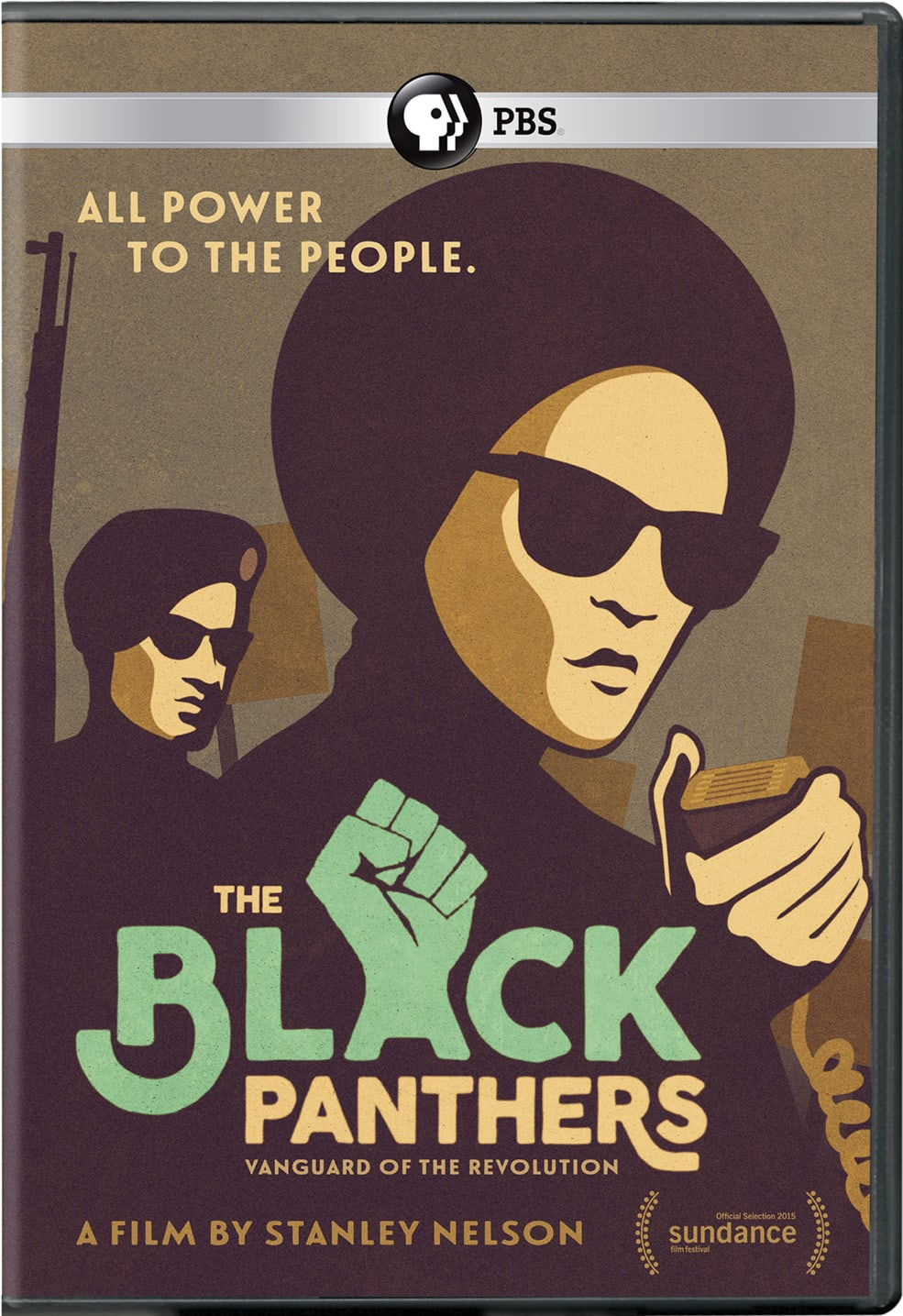 Independent Lens: Black Panthers - Vanguard Revolution [DVD]