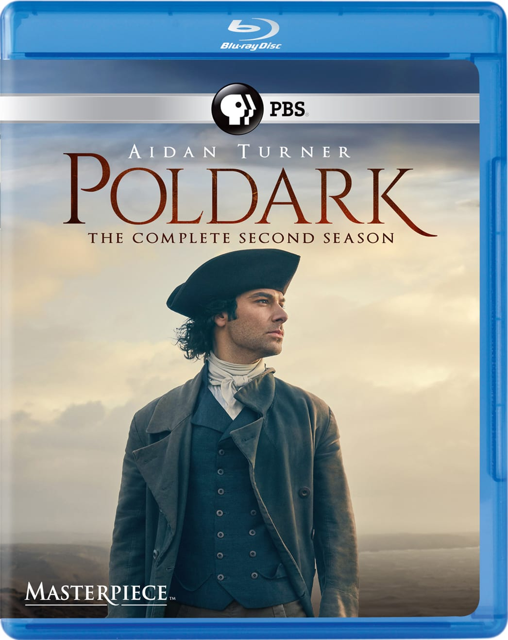 Masterpiece: Poldark - The Complete Second Season [Blu-ray]