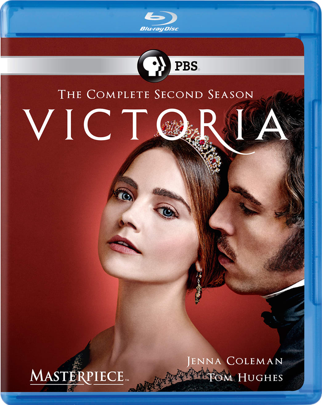 Masterpiece: Victoria - The Complete Second Season [Blu-ray]