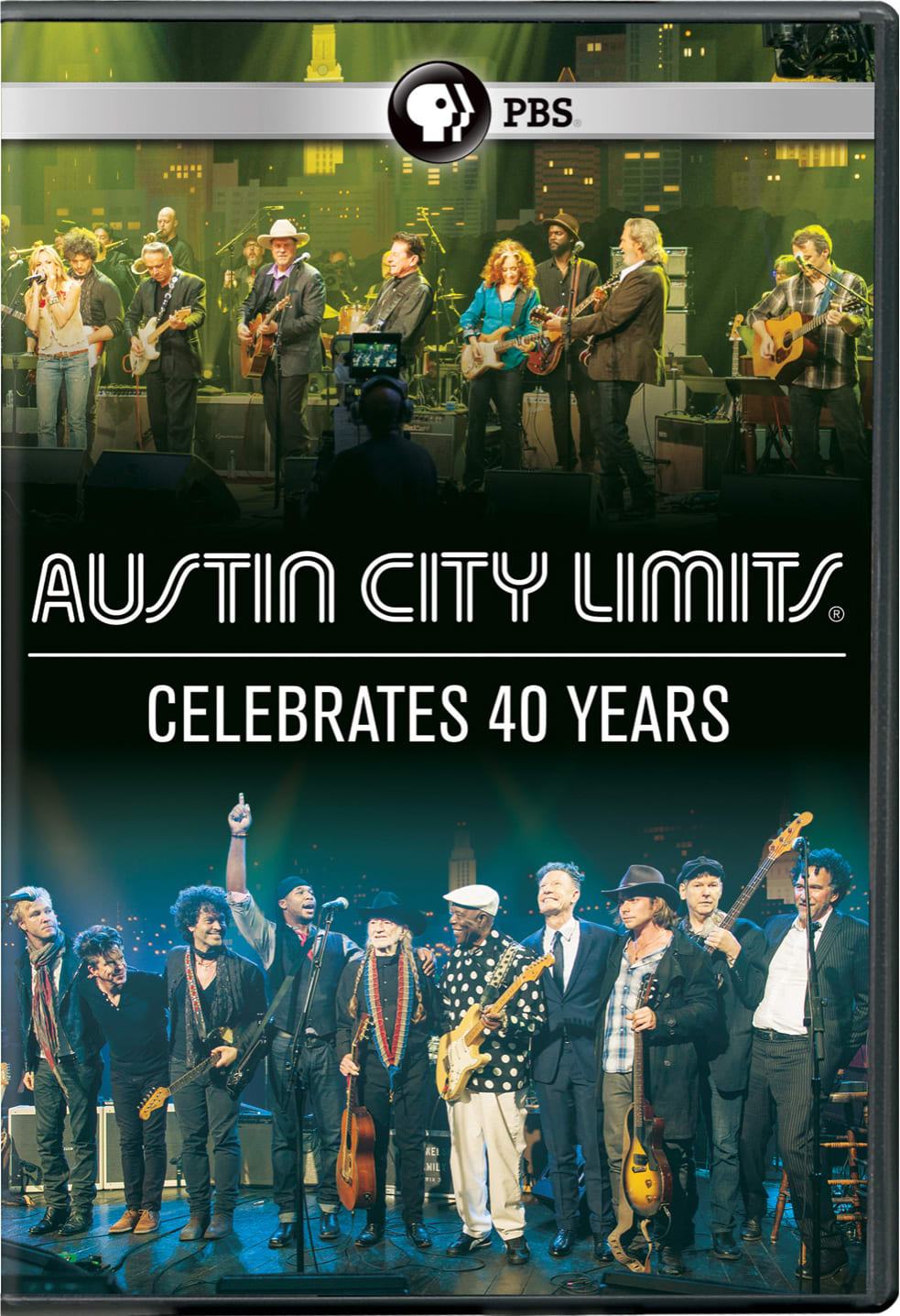 Austin City Limits: Celebrates 40 Years (2014) [DVD]