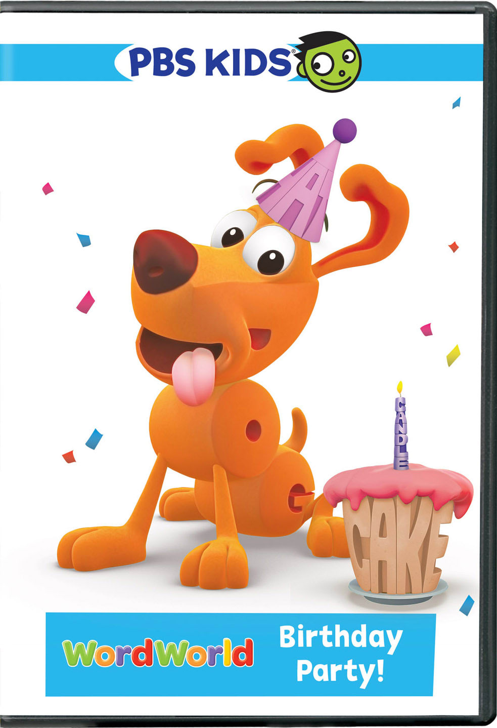 WordWorld: Birthday Party! [DVD]