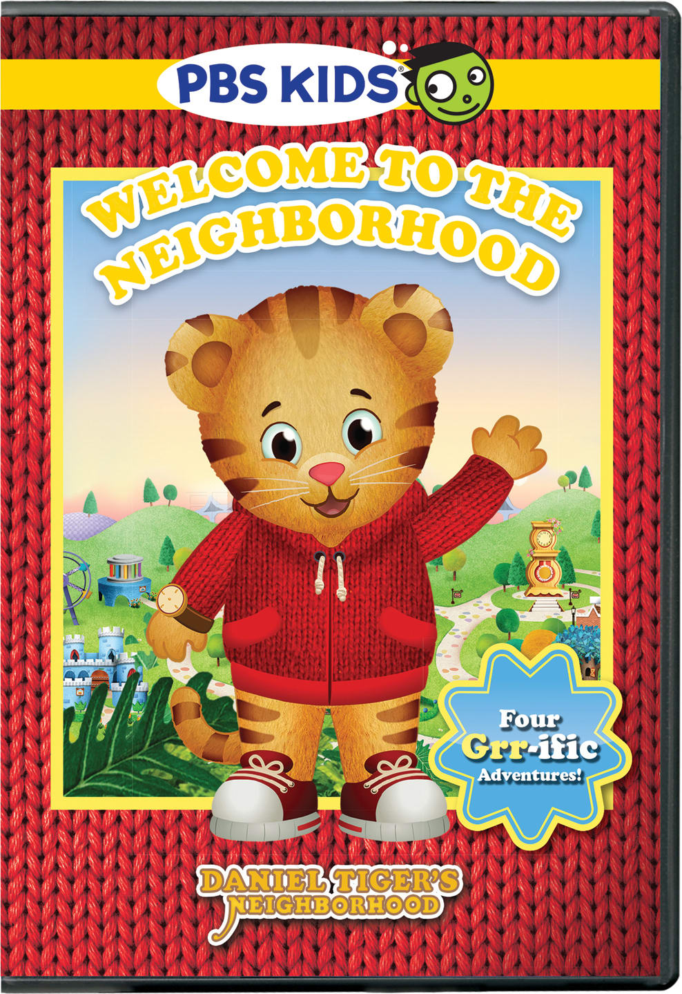 Daniel Tiger's Neighborhood: Welcome to the Neighborhood [DVD]
