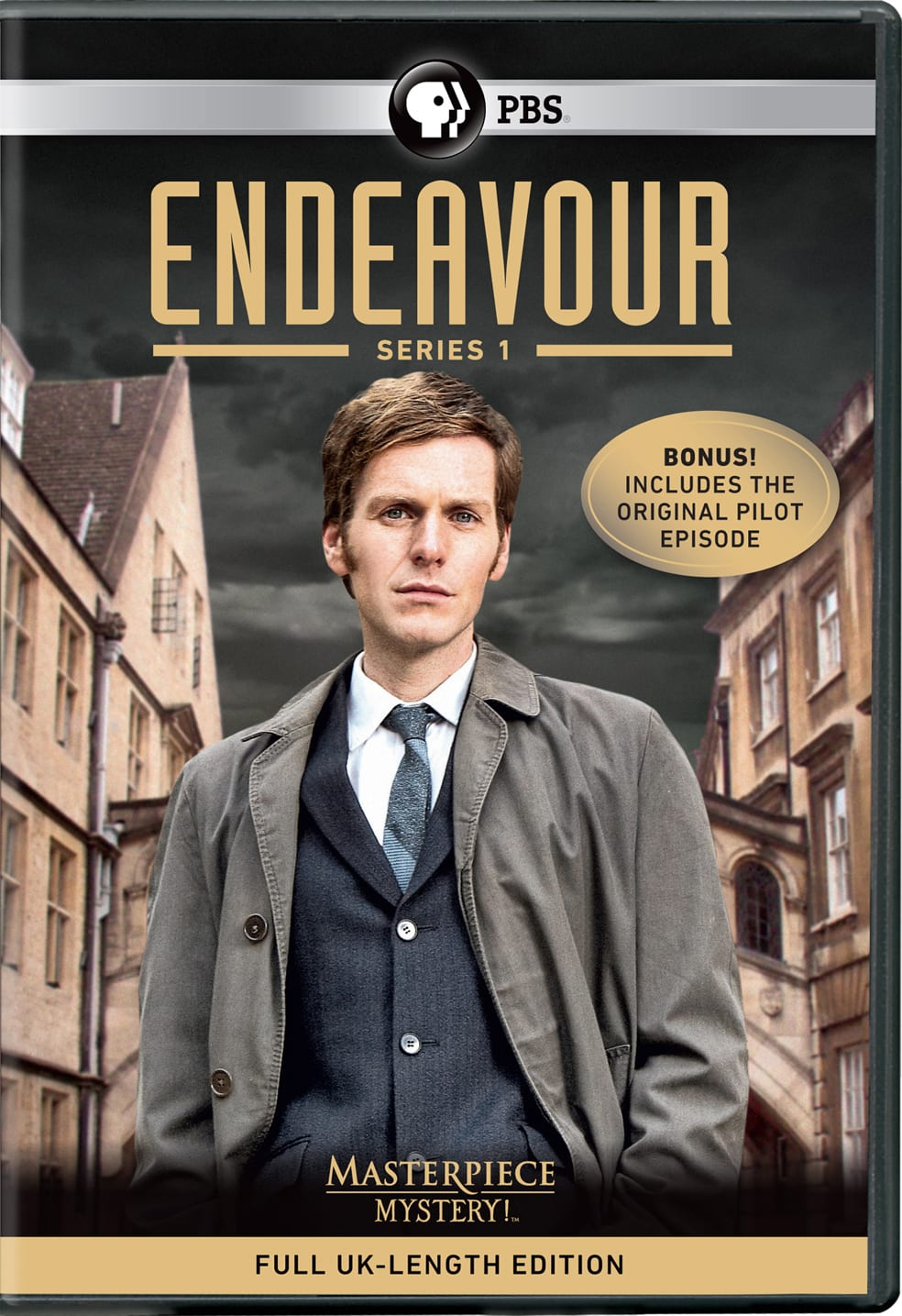 Masterpiece Mystery!: Endeavour - Series 1 [DVD]