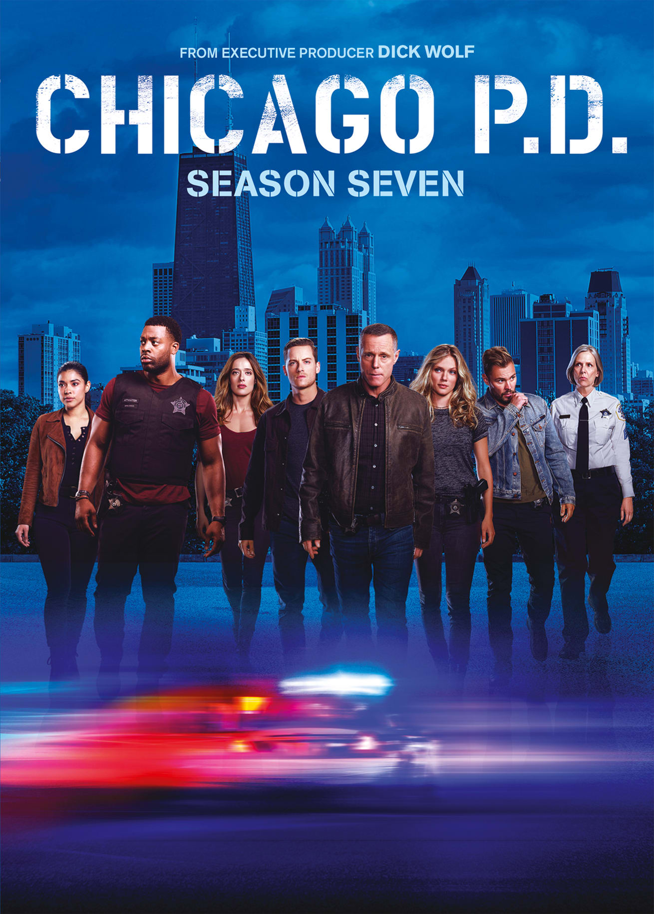 Chicago P.D.: Season Seven [DVD]