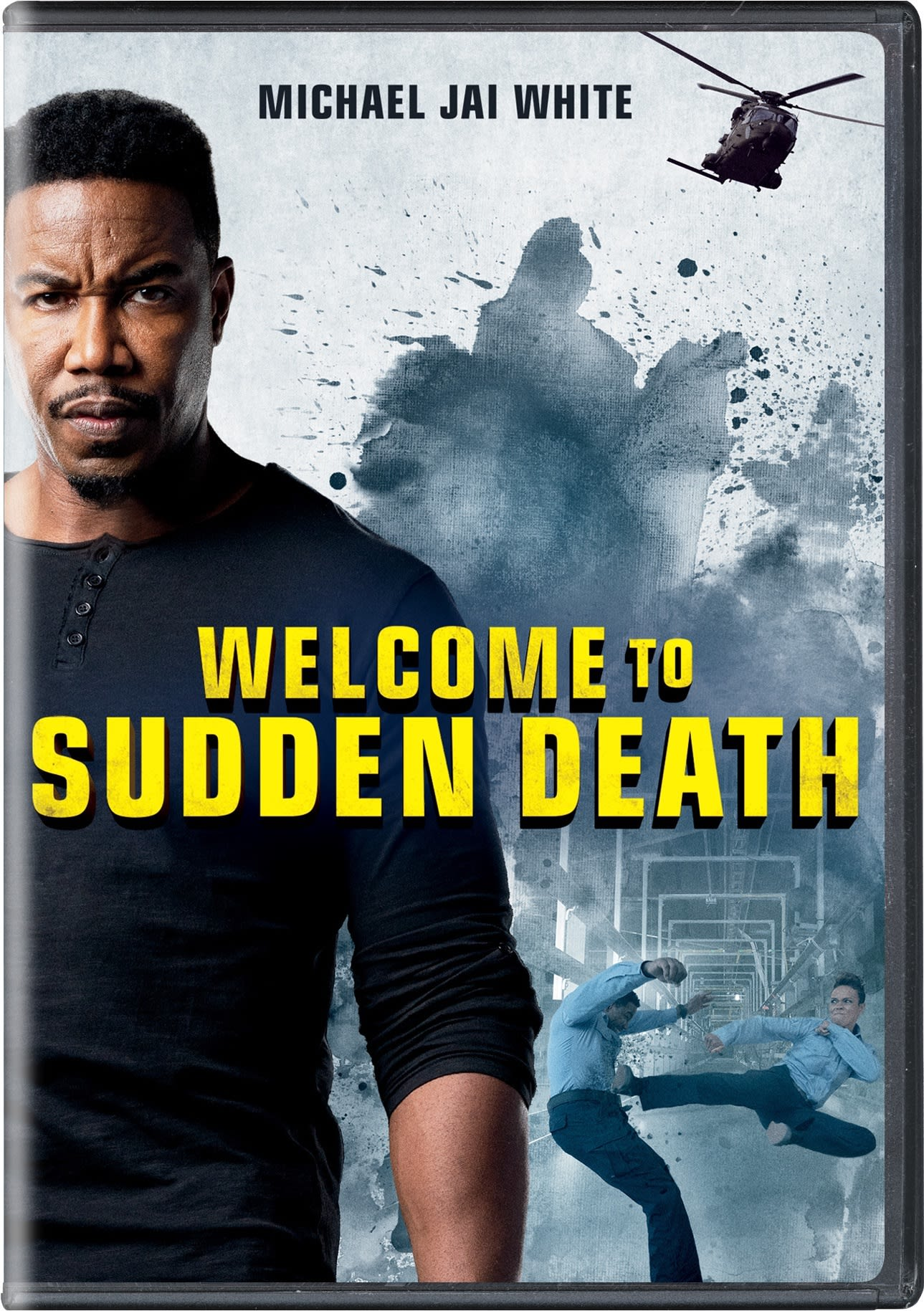 Welcome to Sudden Death [DVD]