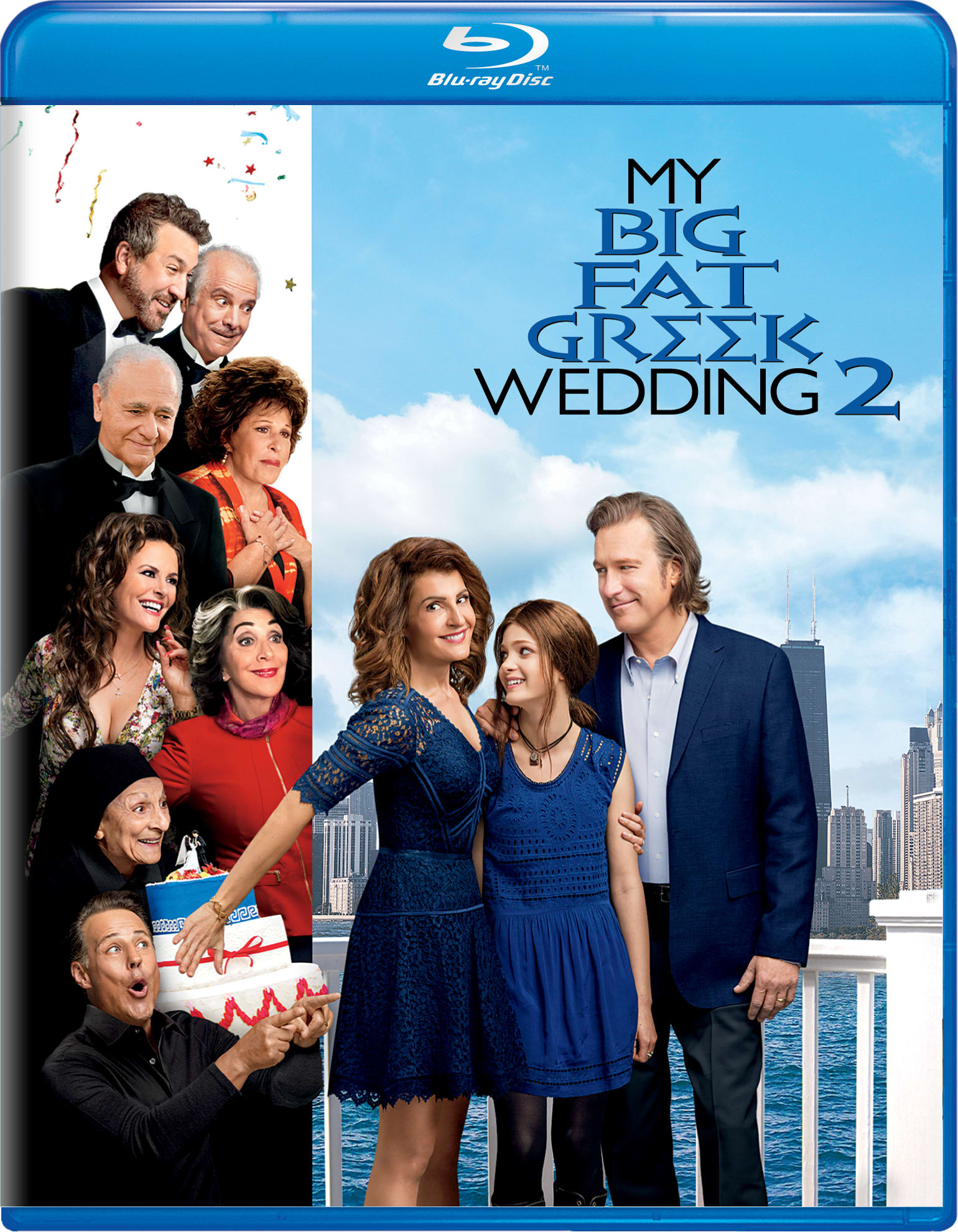 My Big Fat Greek Wedding 2 [Blu-ray]