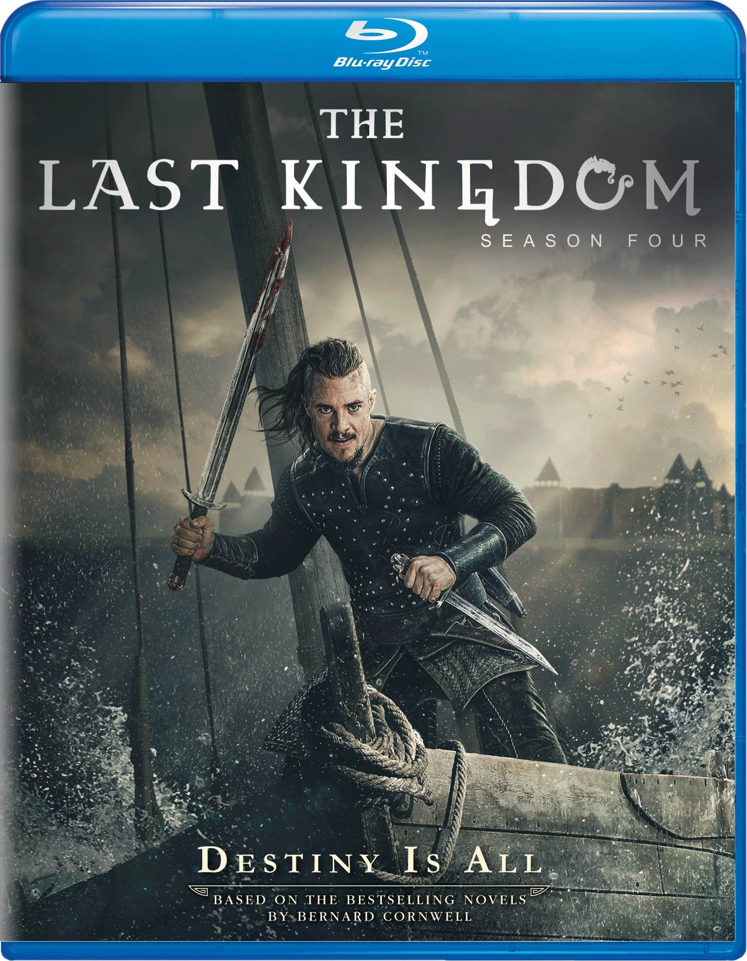 The Last Kingdom: Season Four [Blu-ray]