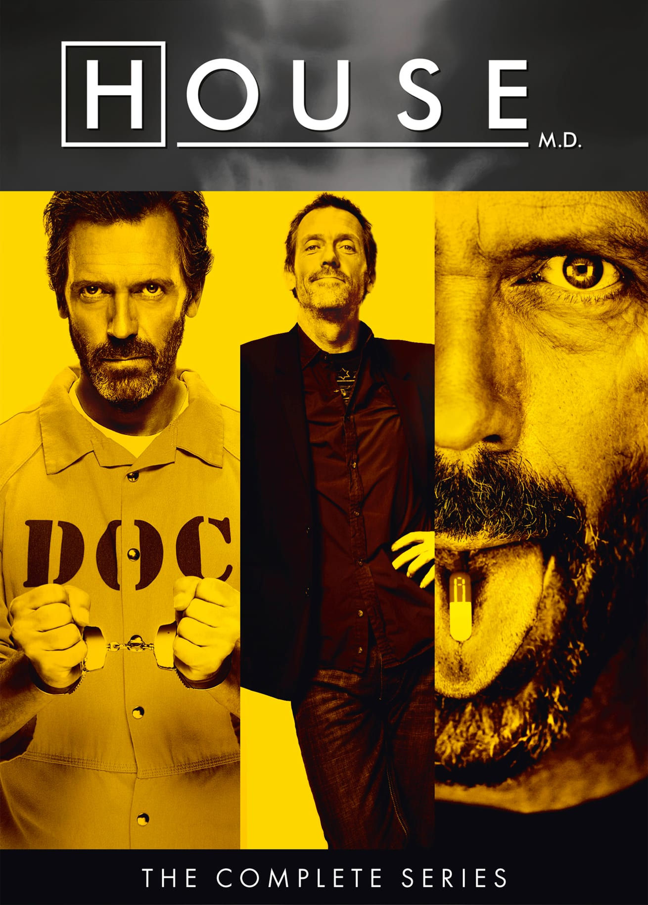 House: The Complete Seasons 1-8 [DVD]