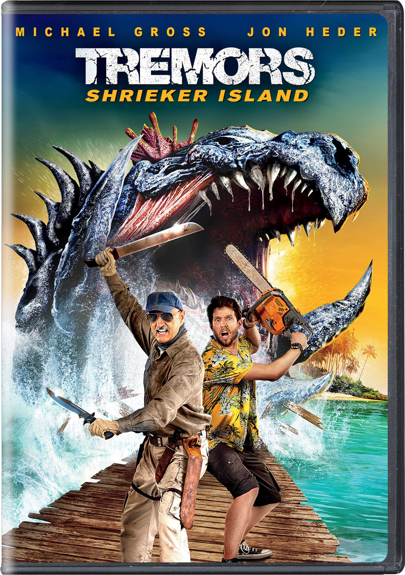 Tremors: Shrieker Island [DVD]
