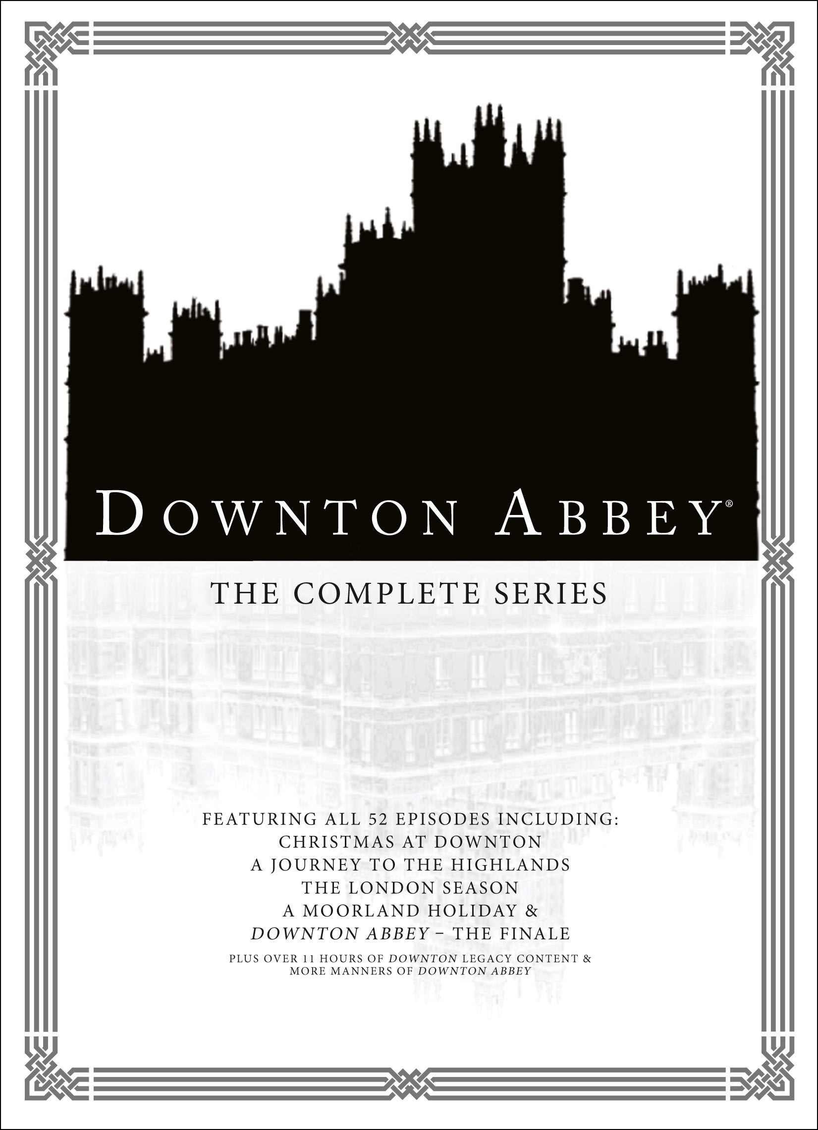 Downton Abbey: The Complete Series [DVD]