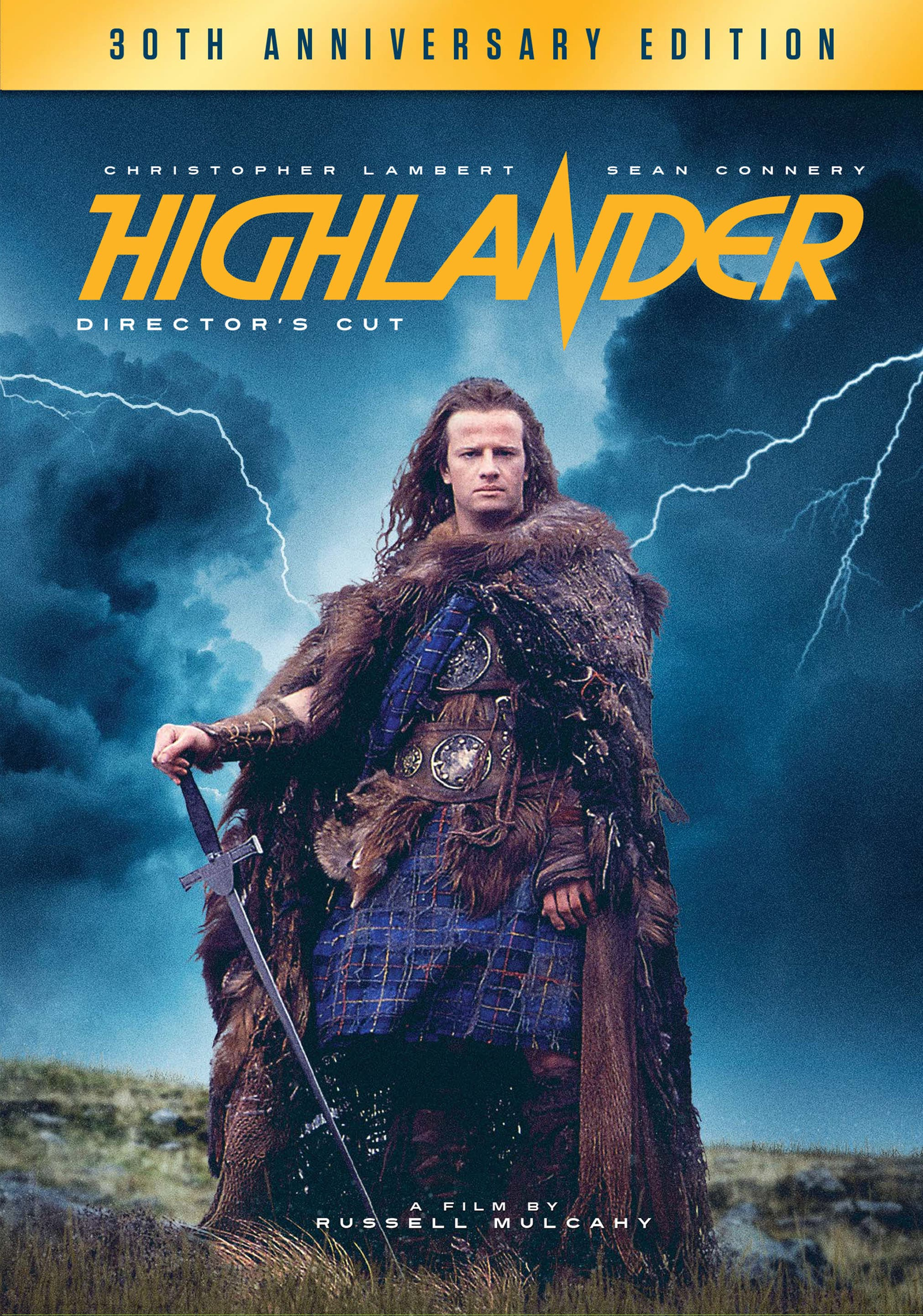 Highlander (30th Anniversary Edition) [DVD]