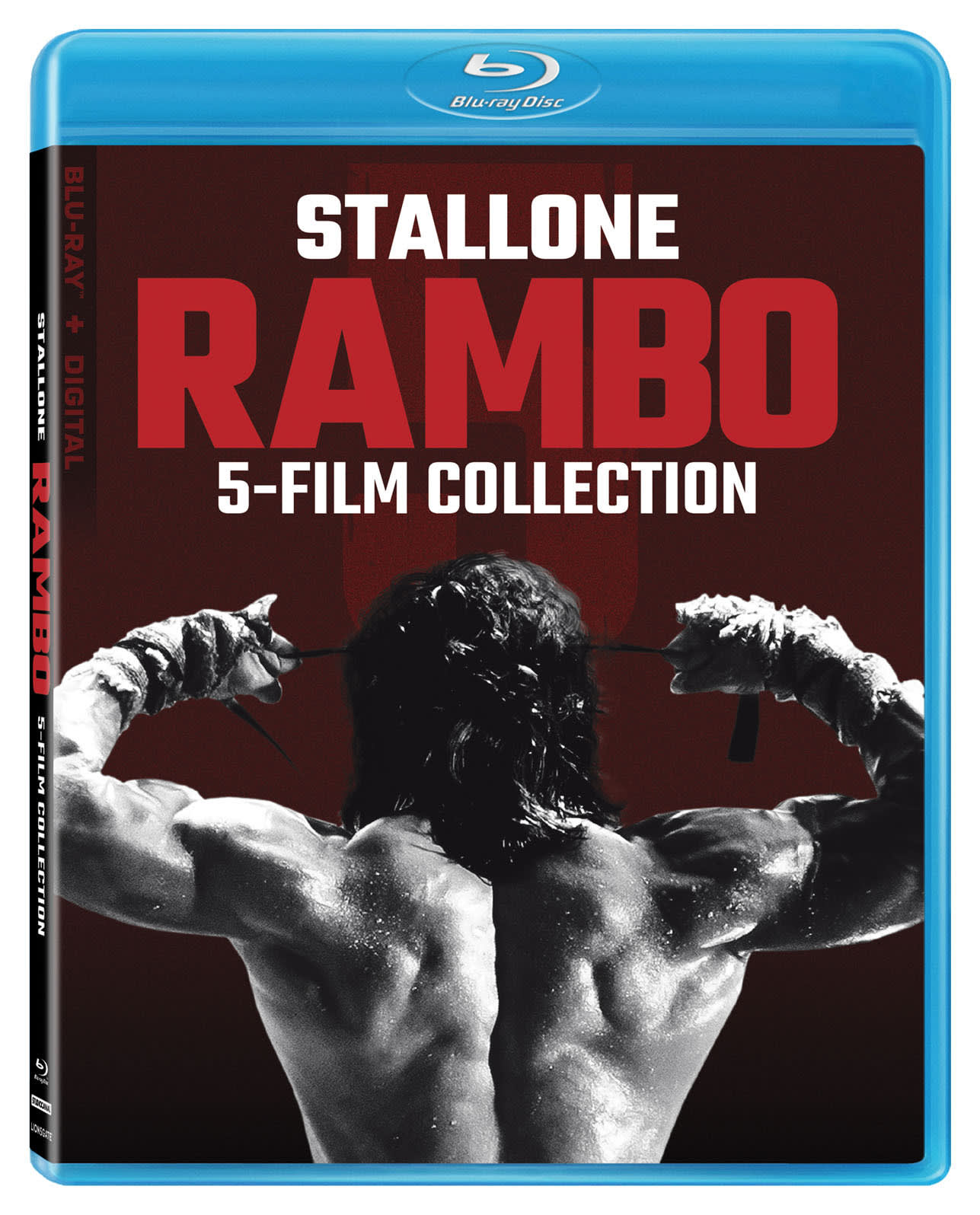 Rambo: 5 Film Collection [Blu-ray]