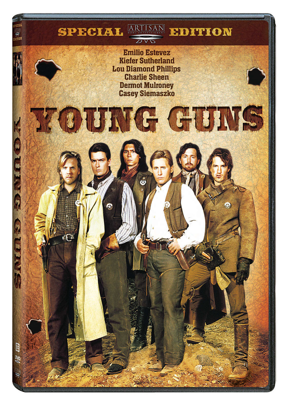 Young Guns [DVD]