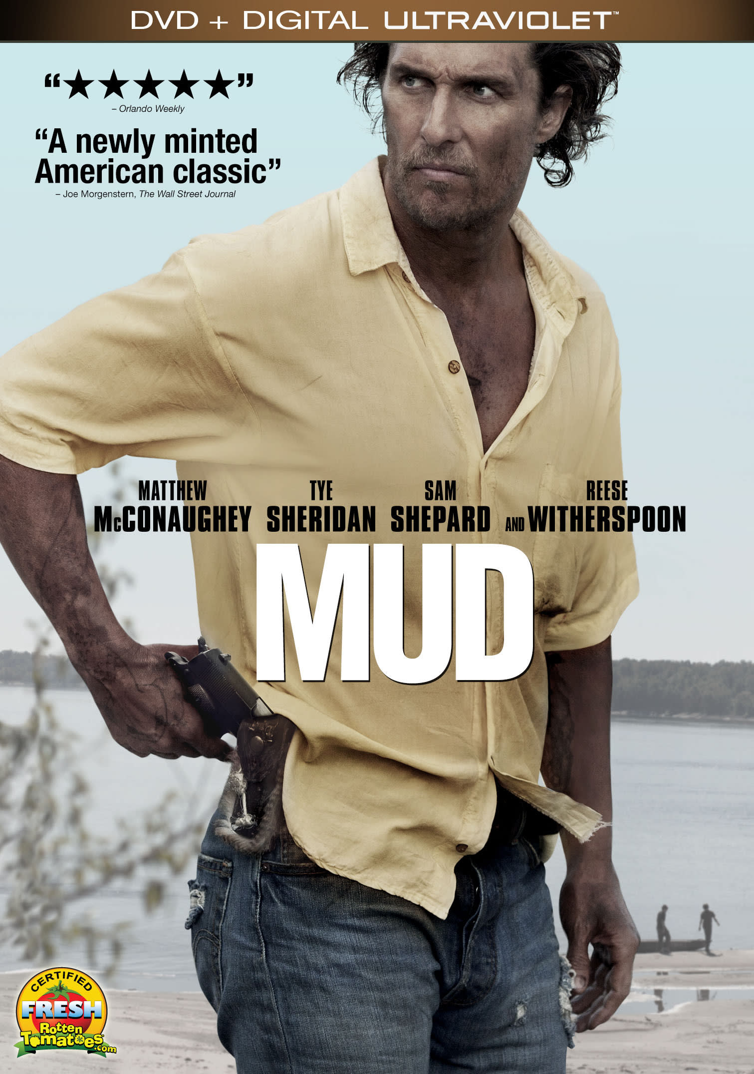 Mud (DVD + Digital + Ultraviolet) [DVD]