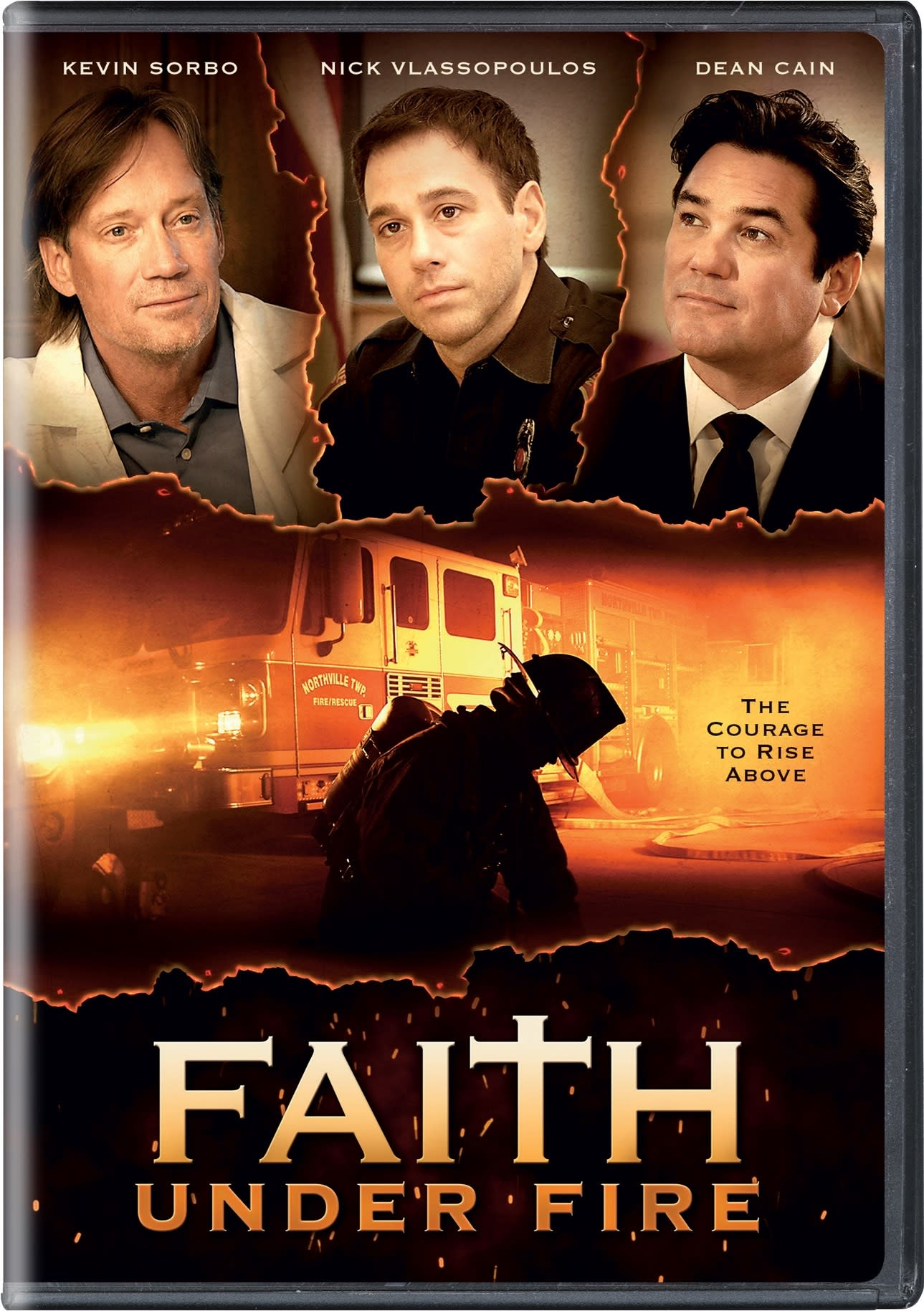 Faith Under Fire [DVD]