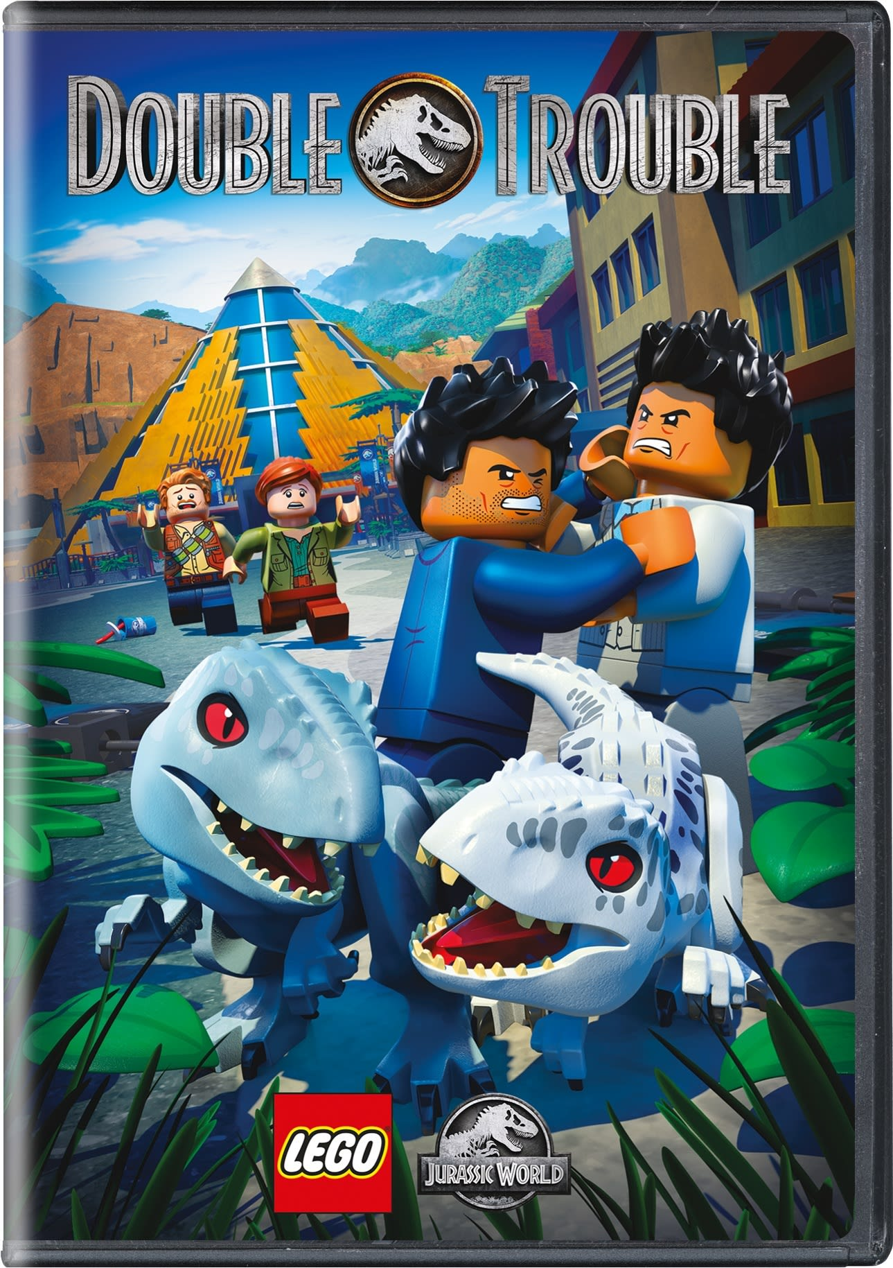 LEGO Jurassic World: Double Trouble [DVD]